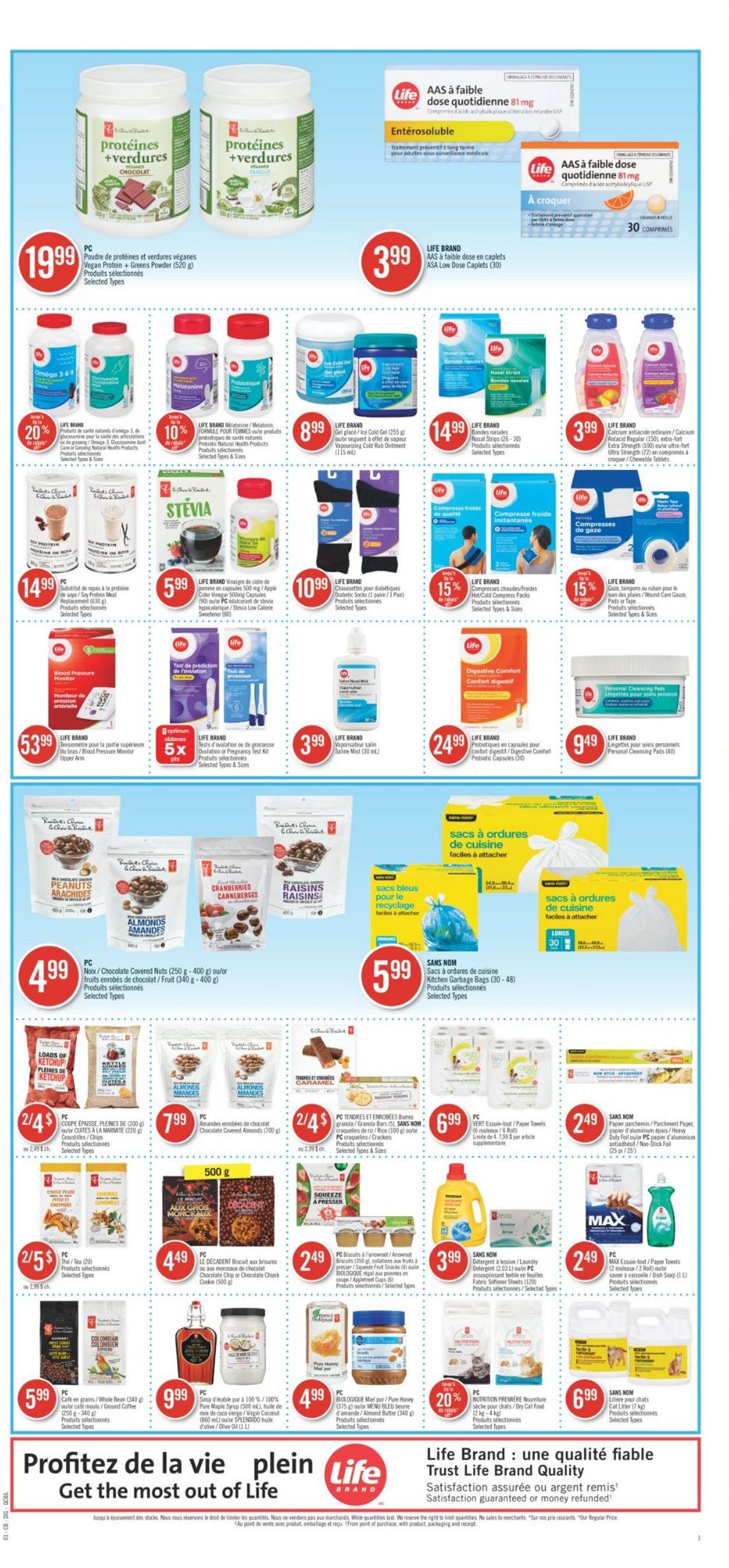 Pharmaprix Flyer - 06/26-07/02/2021 (Page 18)