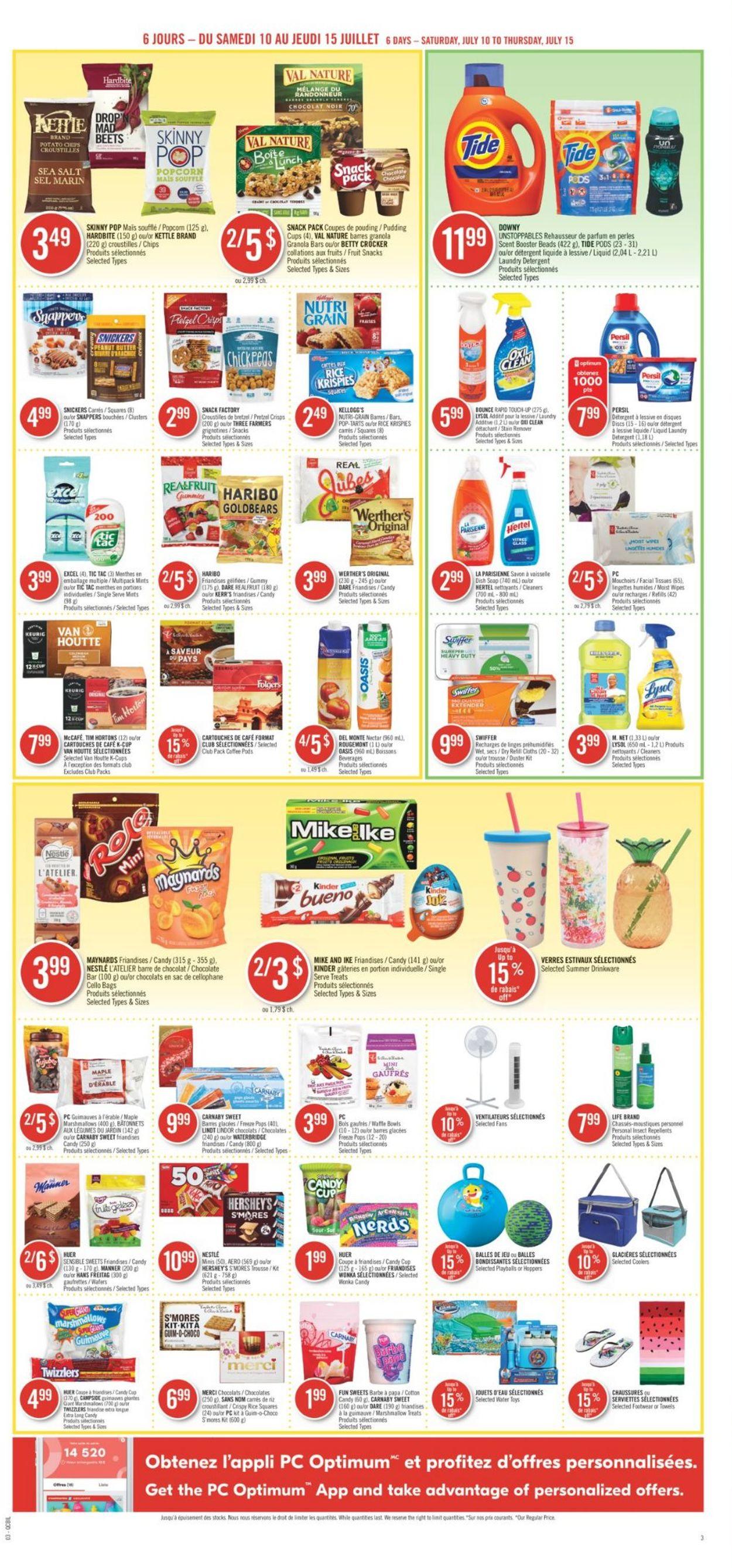 Pharmaprix Flyer - 07/10-07/15/2021 (Page 5)
