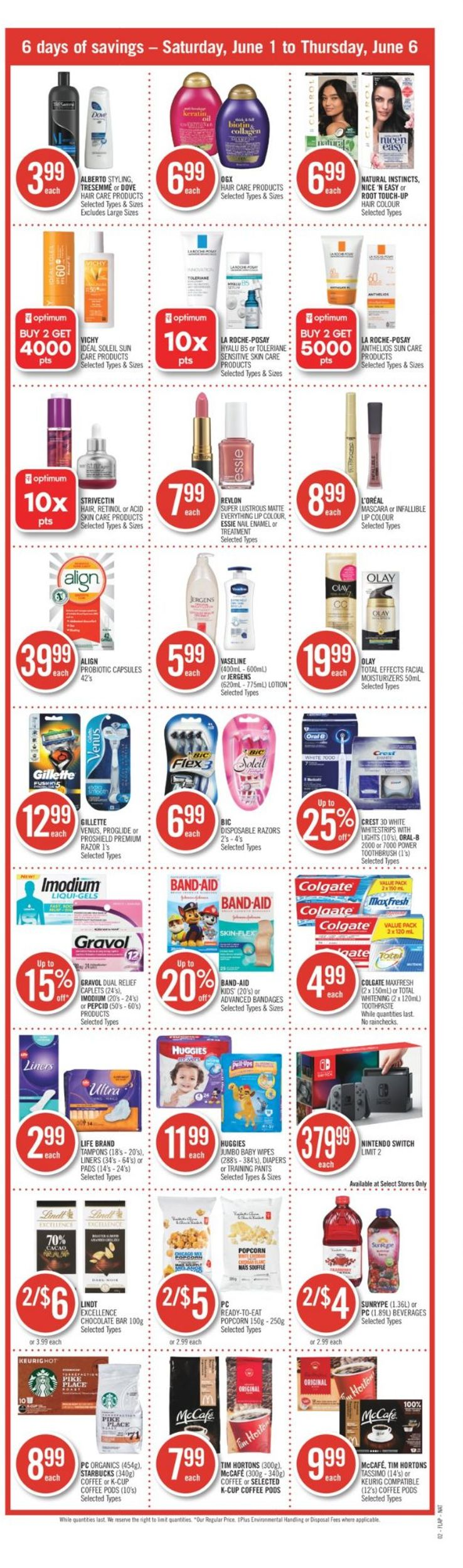 Pharmaprix Flyer - 06/01-06/06/2019 (Page 2)