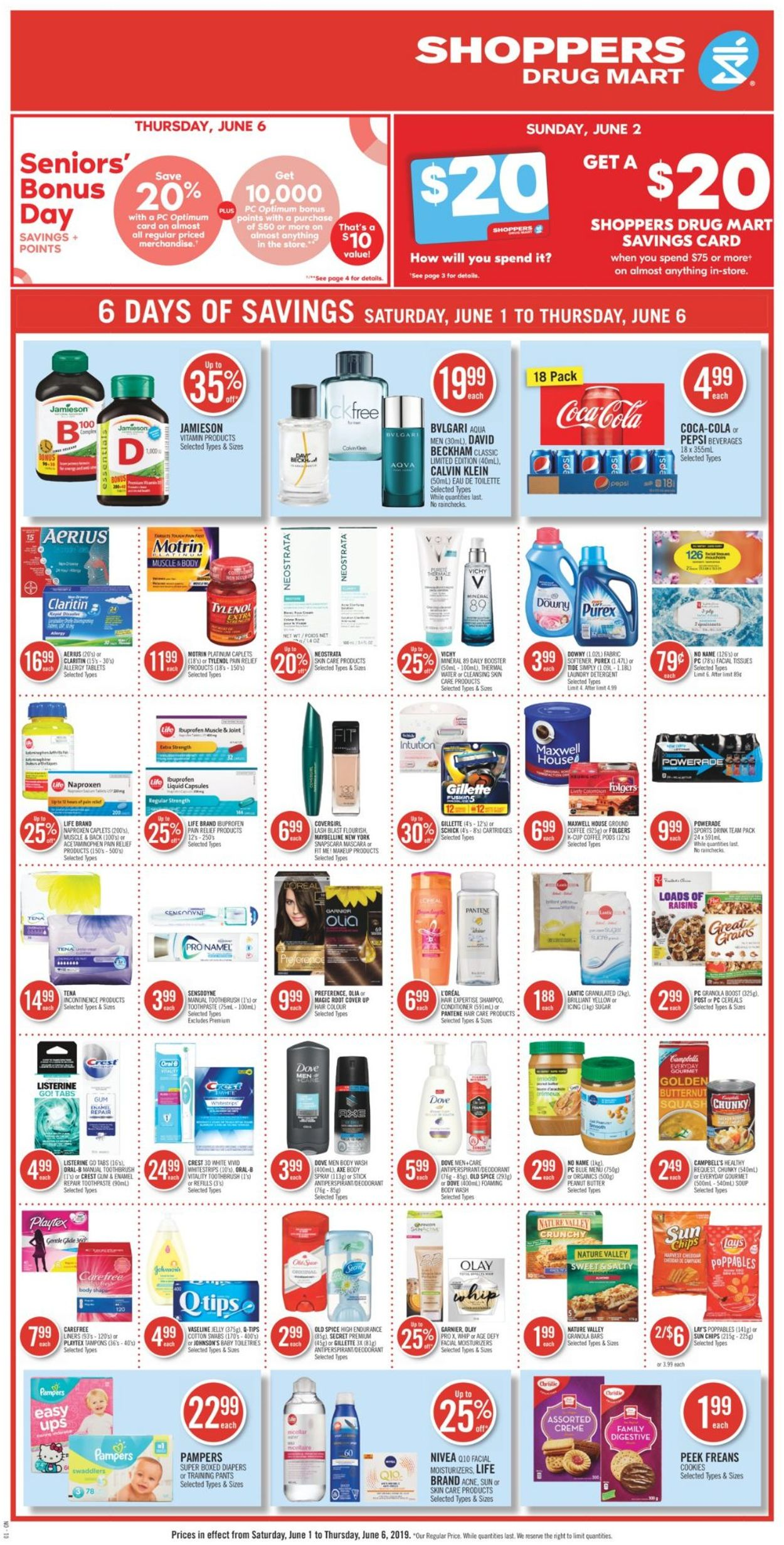 Pharmaprix Flyer - 06/01-06/06/2019 (Page 3)