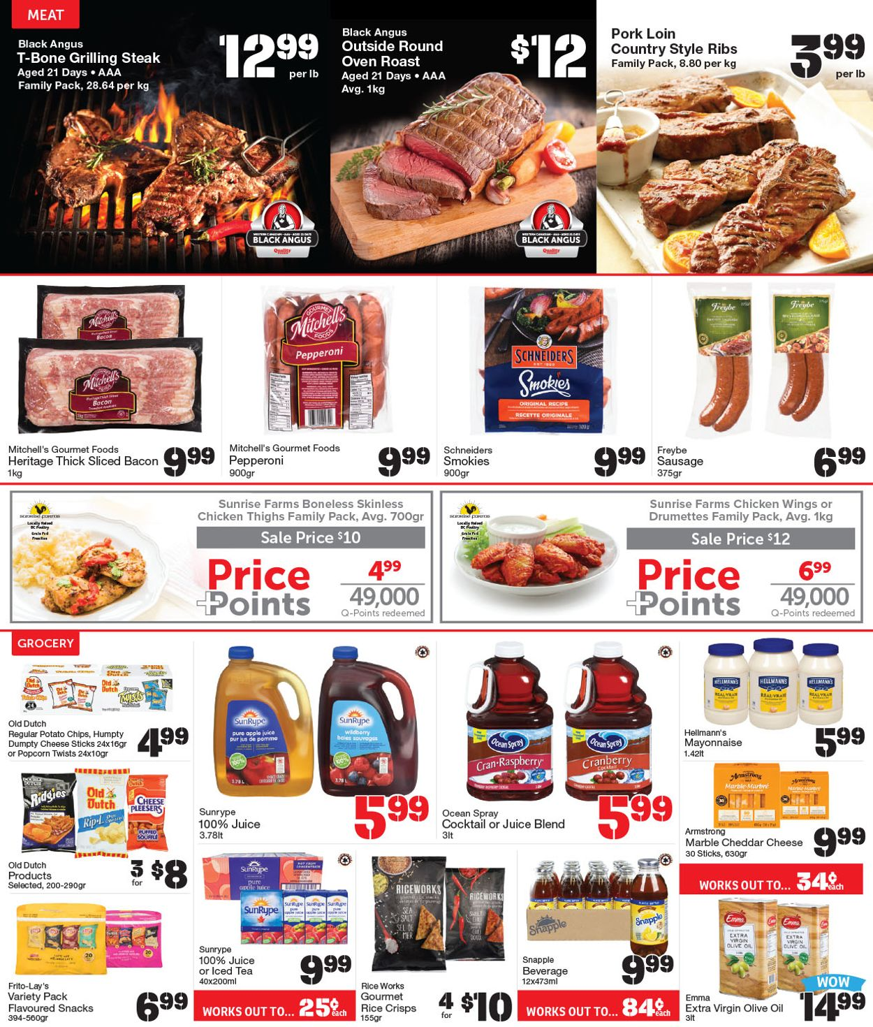 Quality Foods Flyer - 09/23-09/29/2019 (Page 2)