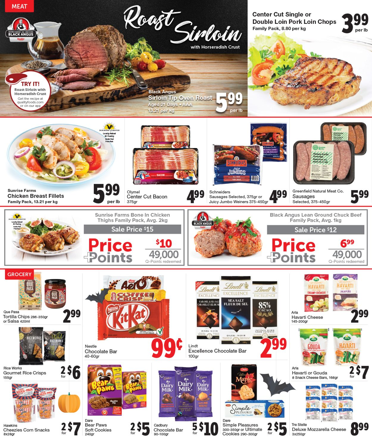 Quality Foods Flyer - 10/28-11/03/2019 (Page 2)