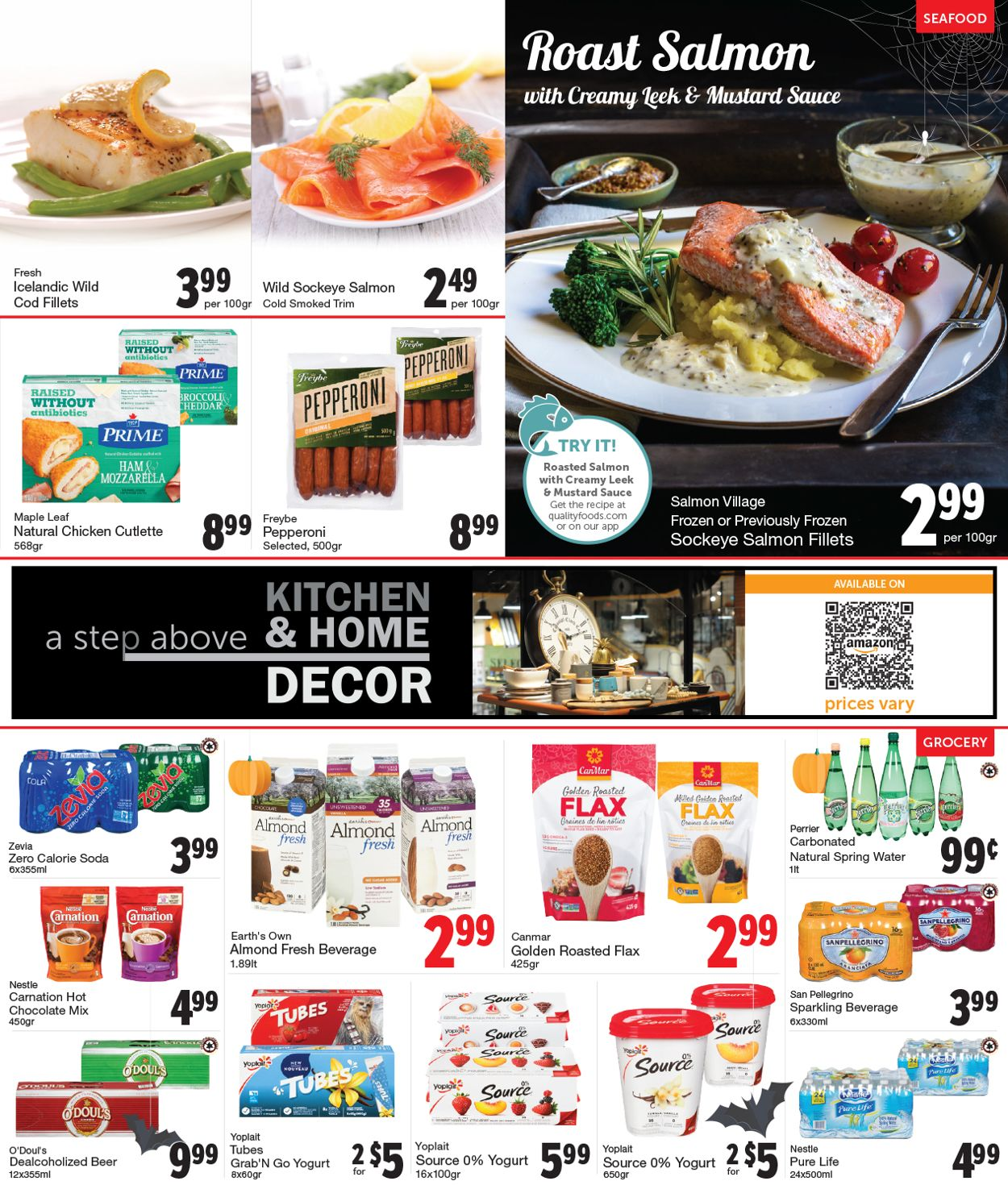 Quality Foods Flyer - 10/28-11/03/2019 (Page 3)