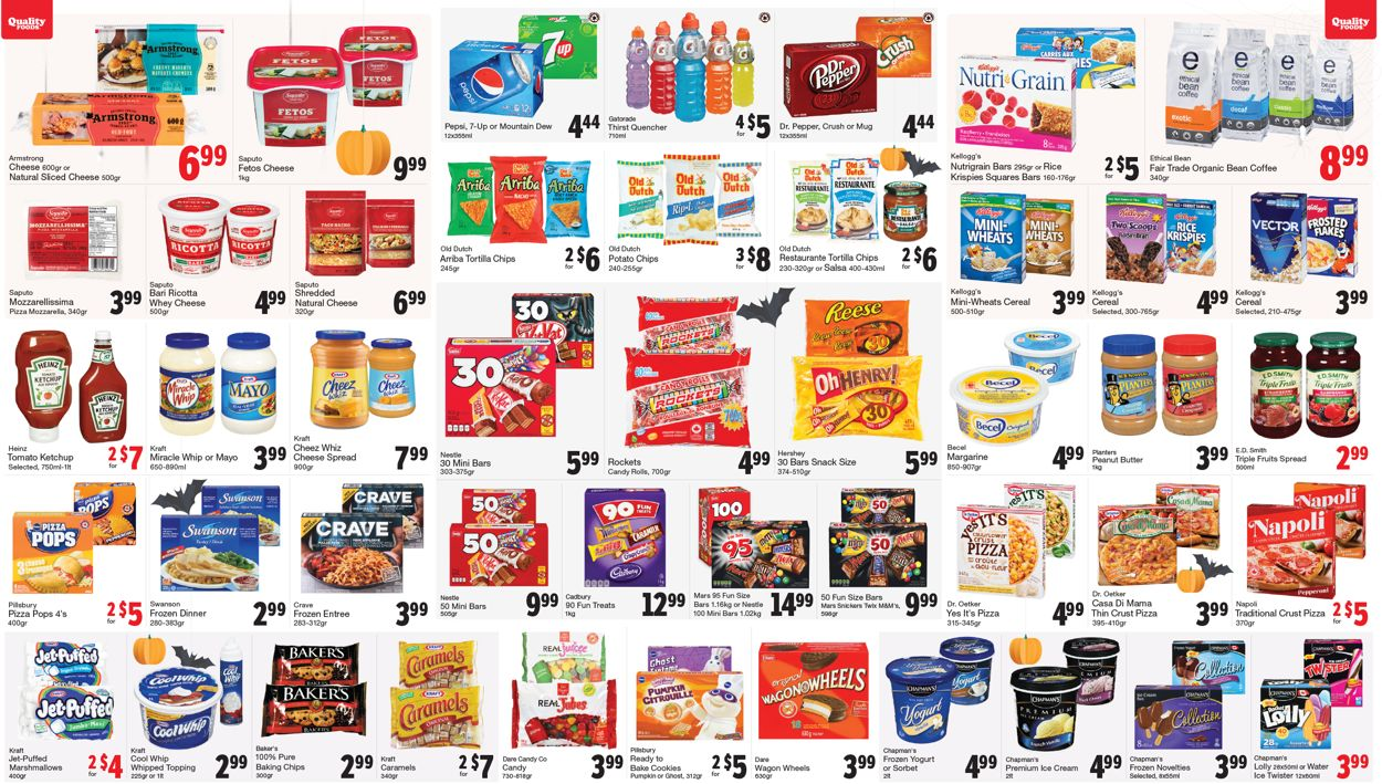 Quality Foods Flyer - 10/28-11/03/2019 (Page 4)