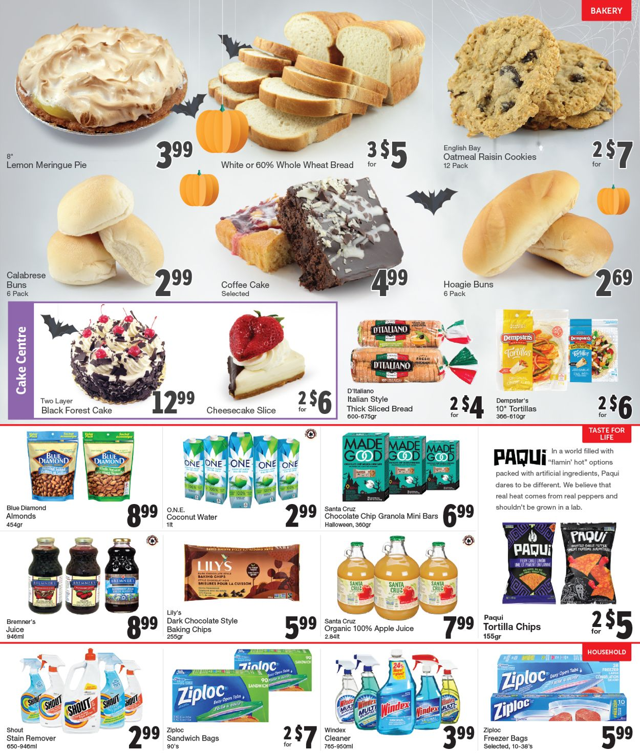 Quality Foods Flyer - 10/28-11/03/2019 (Page 6)