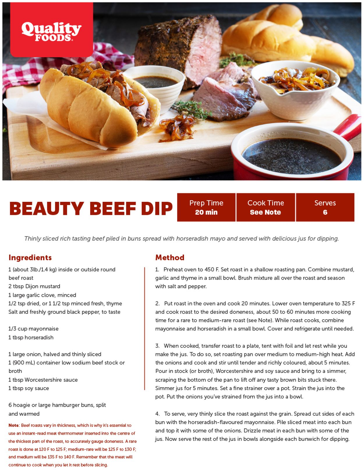 Quality Foods Flyer - 11/04-11/10/2019