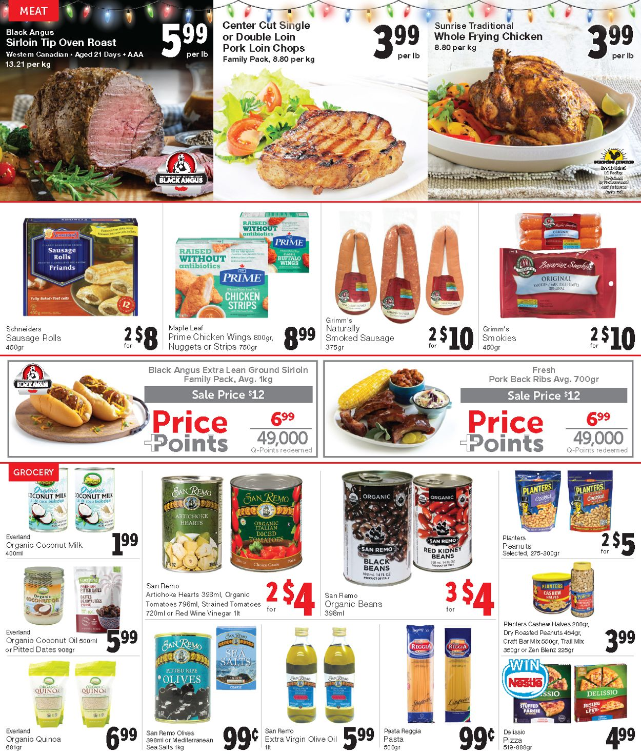 Quality Foods Flyer - 12/09-12/15/2019 (Page 2)