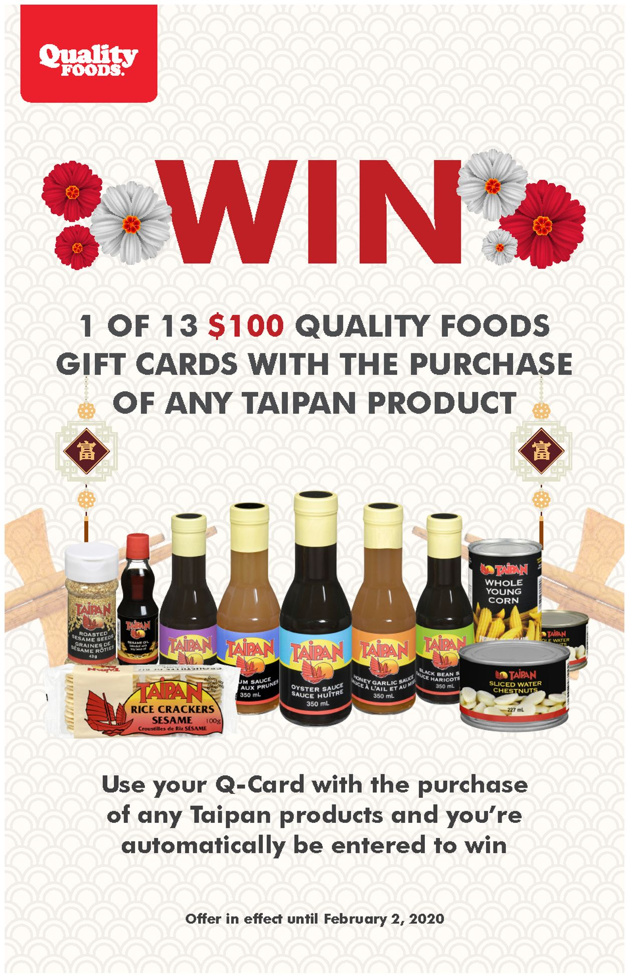 Quality Foods Flyer - 01/27-02/02/2020