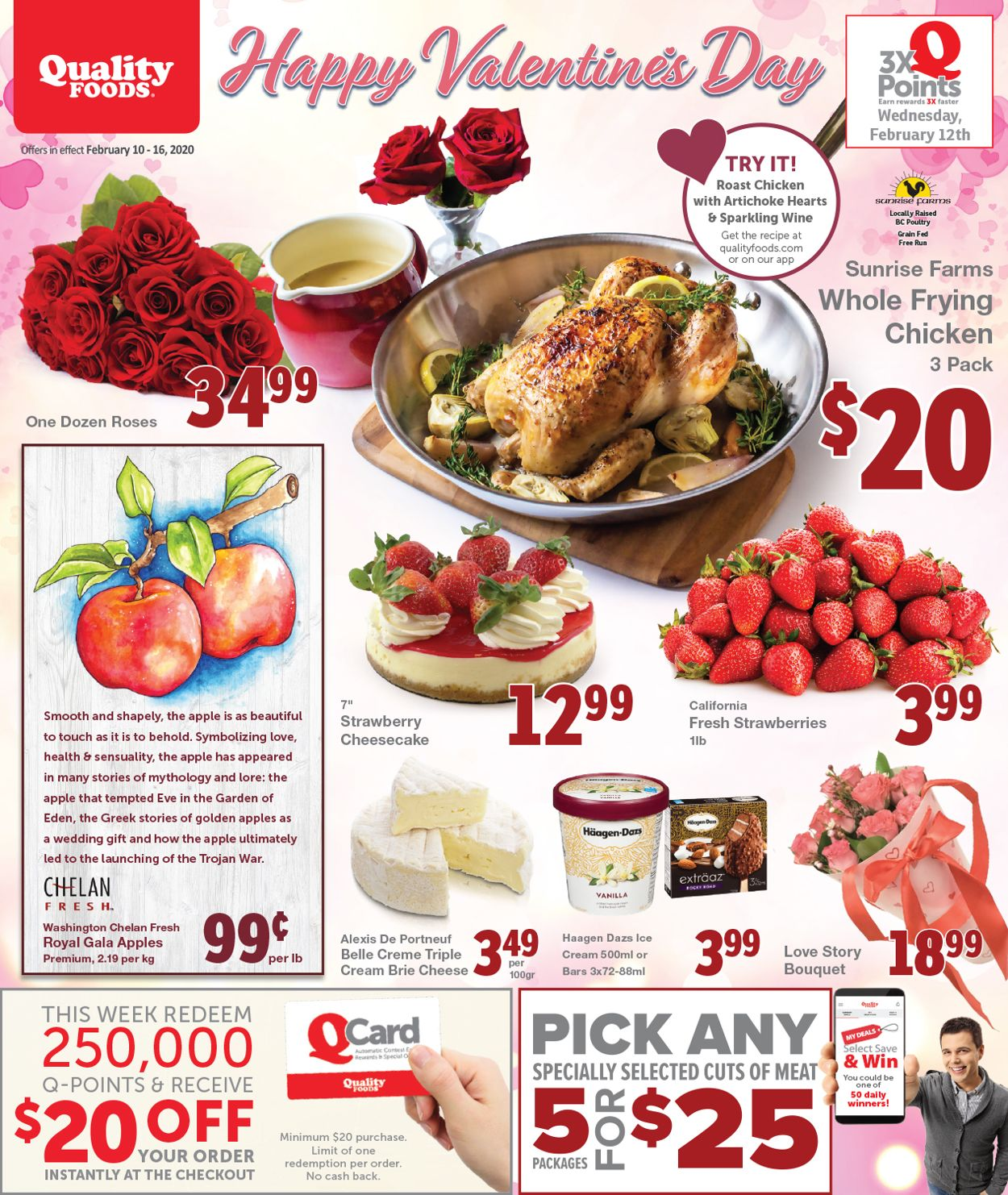 Quality Foods Flyer - 02/10-02/16/2020