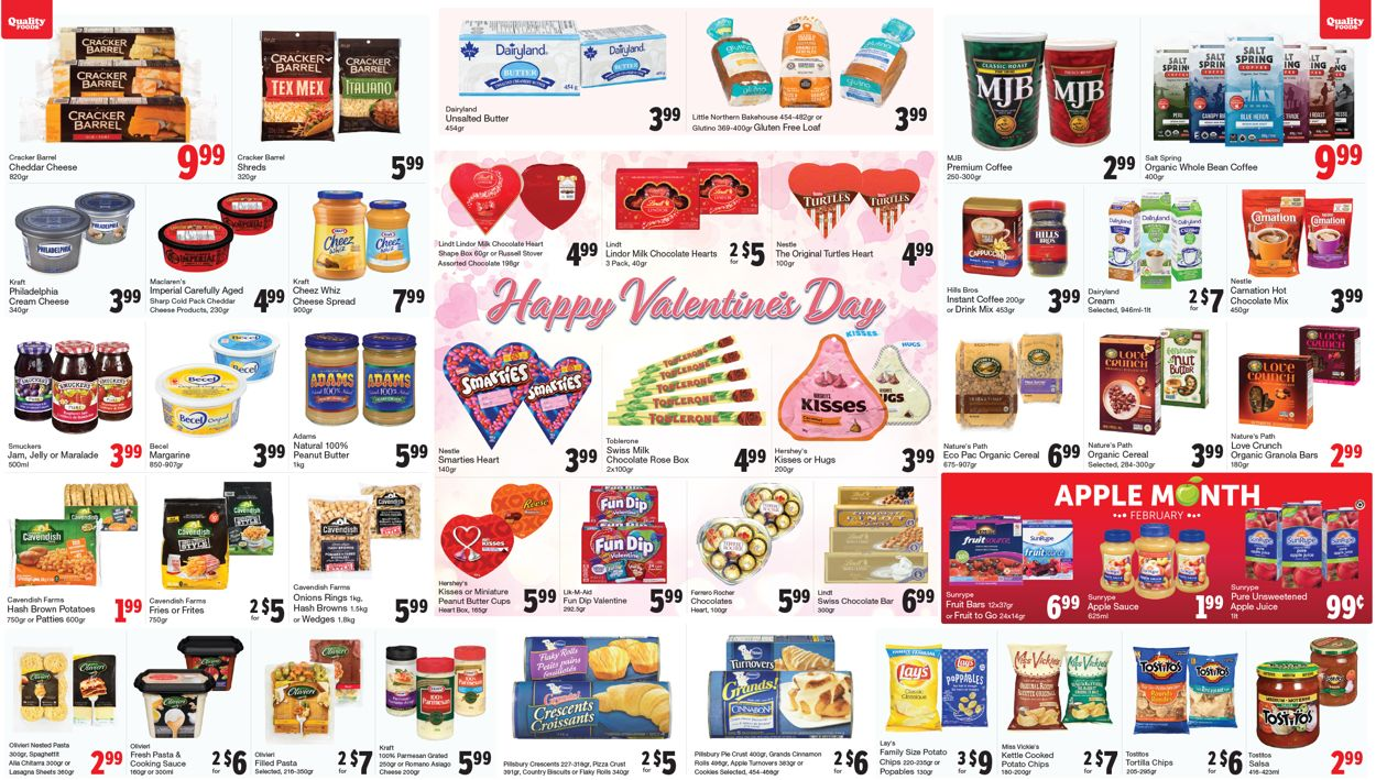 Quality Foods Flyer - 02/10-02/16/2020 (Page 4)
