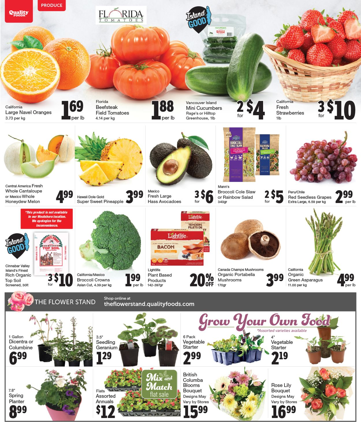 Quality Foods Flyer - 04/20-04/26/2020 (Page 2)