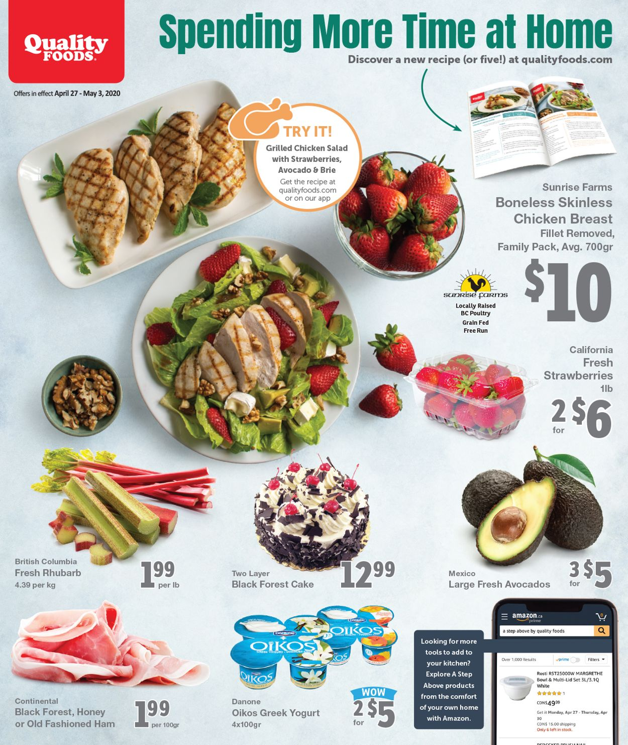 Quality Foods Flyer - 04/27-05/03/2020