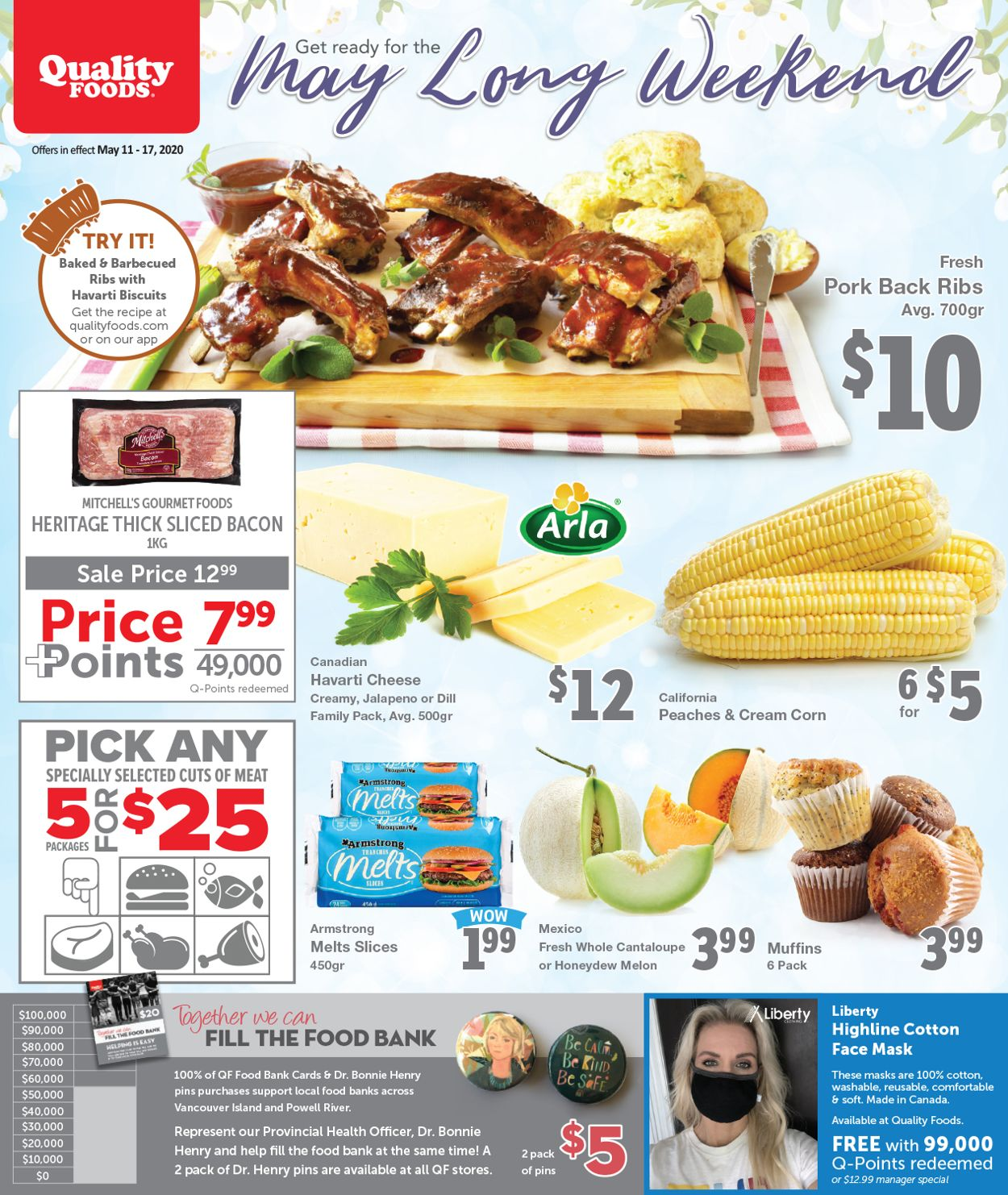 Quality Foods Flyer - 05/11-05/17/2020
