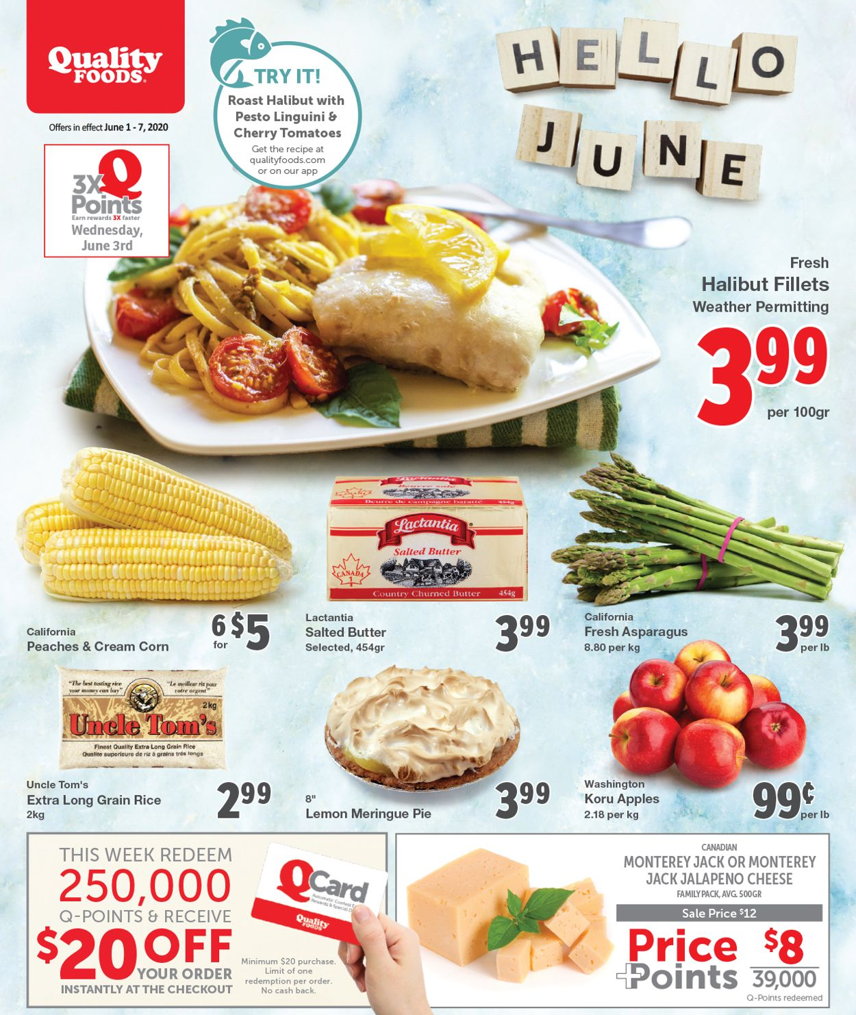 Quality Foods Flyer - 06/01-06/07/2020