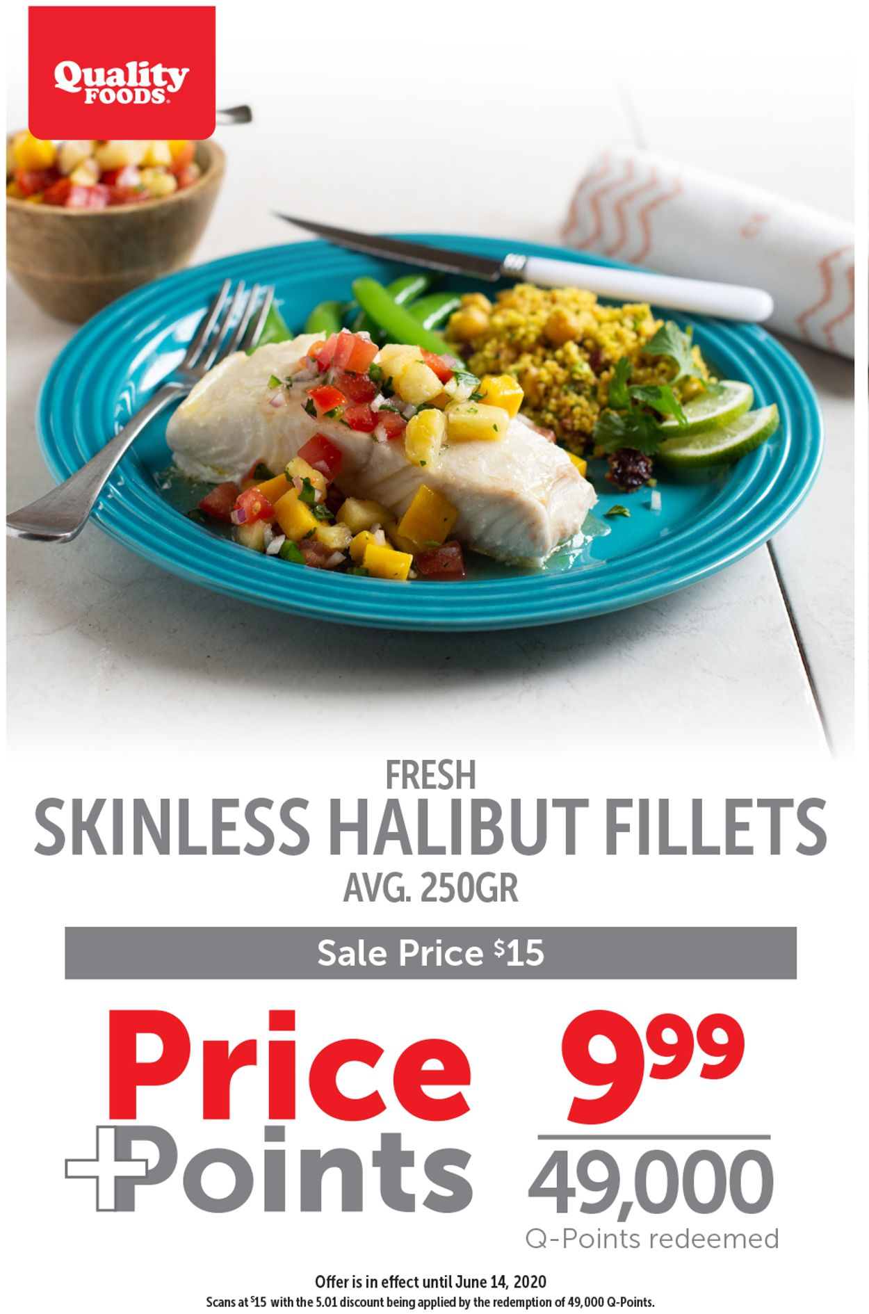 Quality Foods Flyer - 06/08-06/14/2020