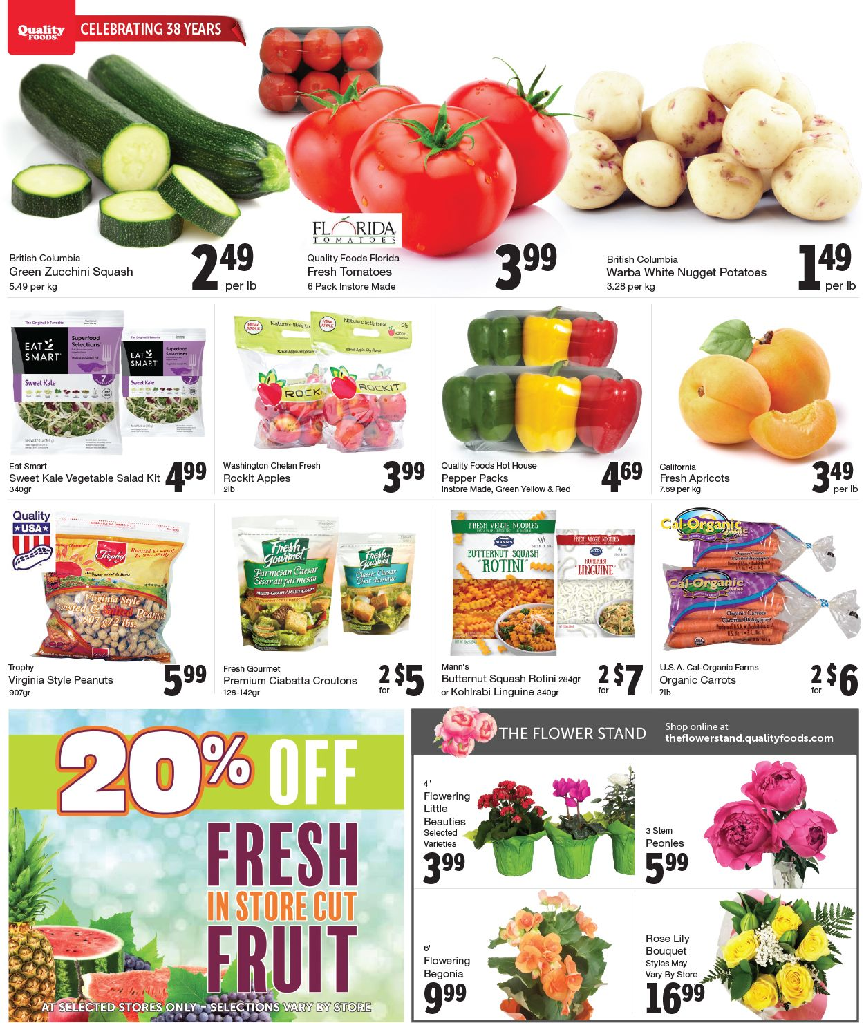 Quality Foods Flyer - 06/08-06/14/2020 (Page 2)