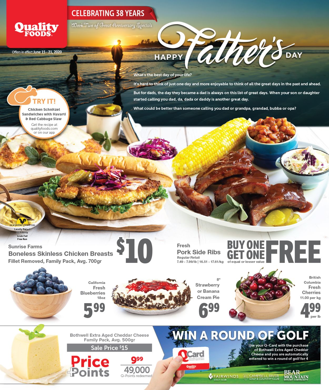 Quality Foods Flyer - 06/15-06/21/2020