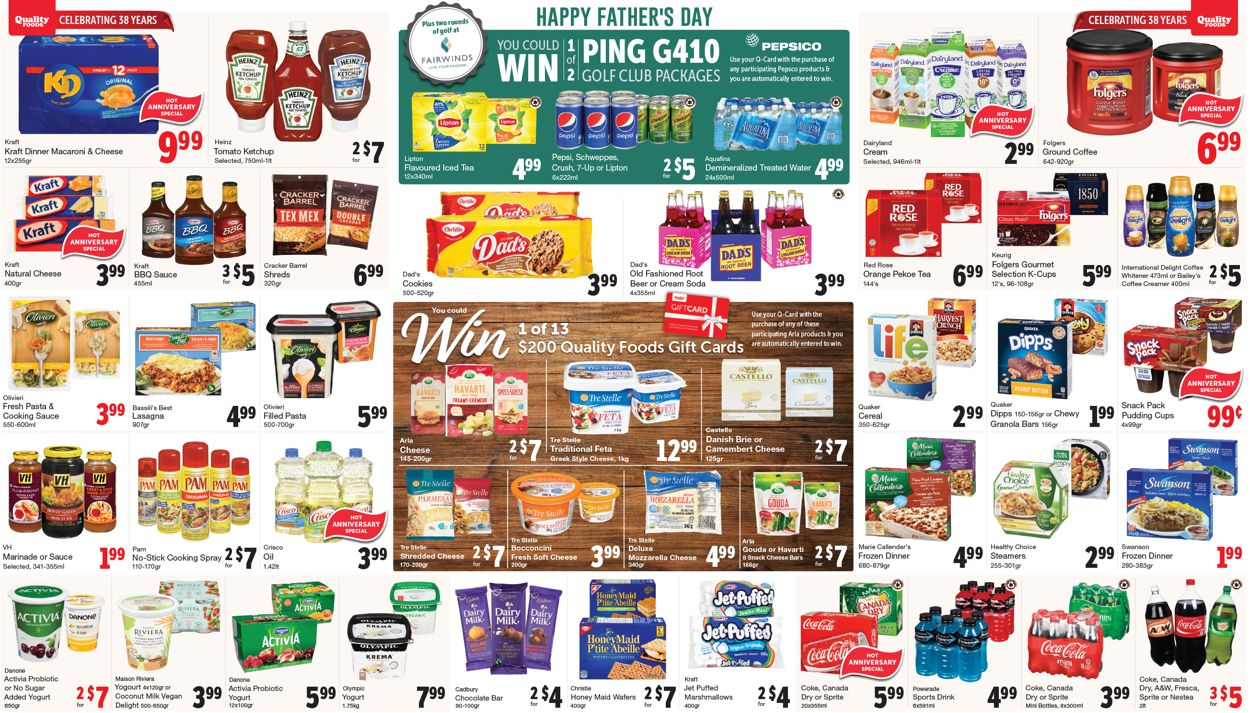 Quality Foods Flyer - 06/15-06/21/2020 (Page 4)