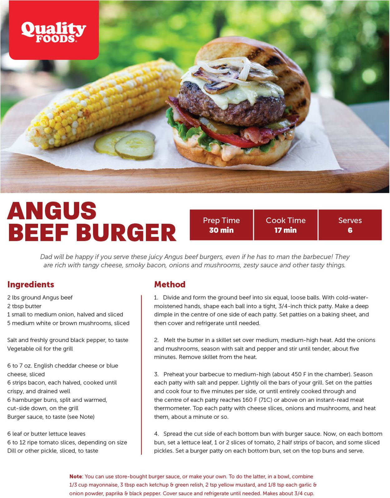 Quality Foods Flyer - 06/22-06/28/2020