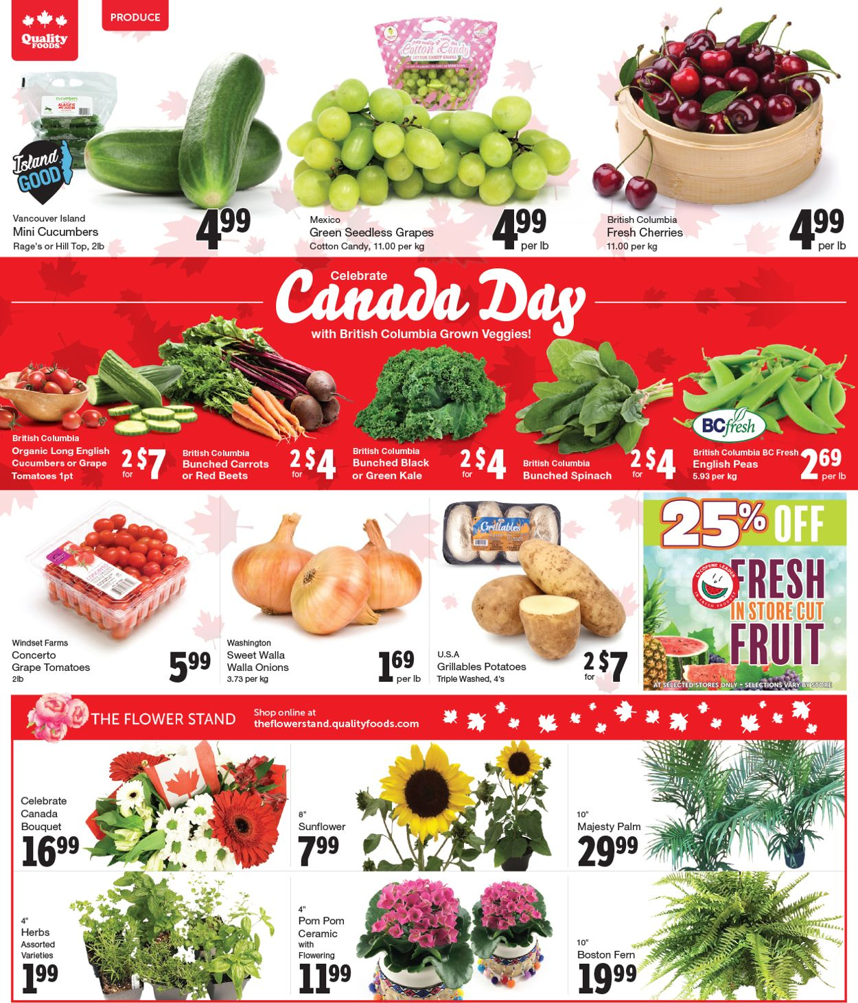 Quality Foods Flyer - 06/29-07/05/2020 (Page 2)