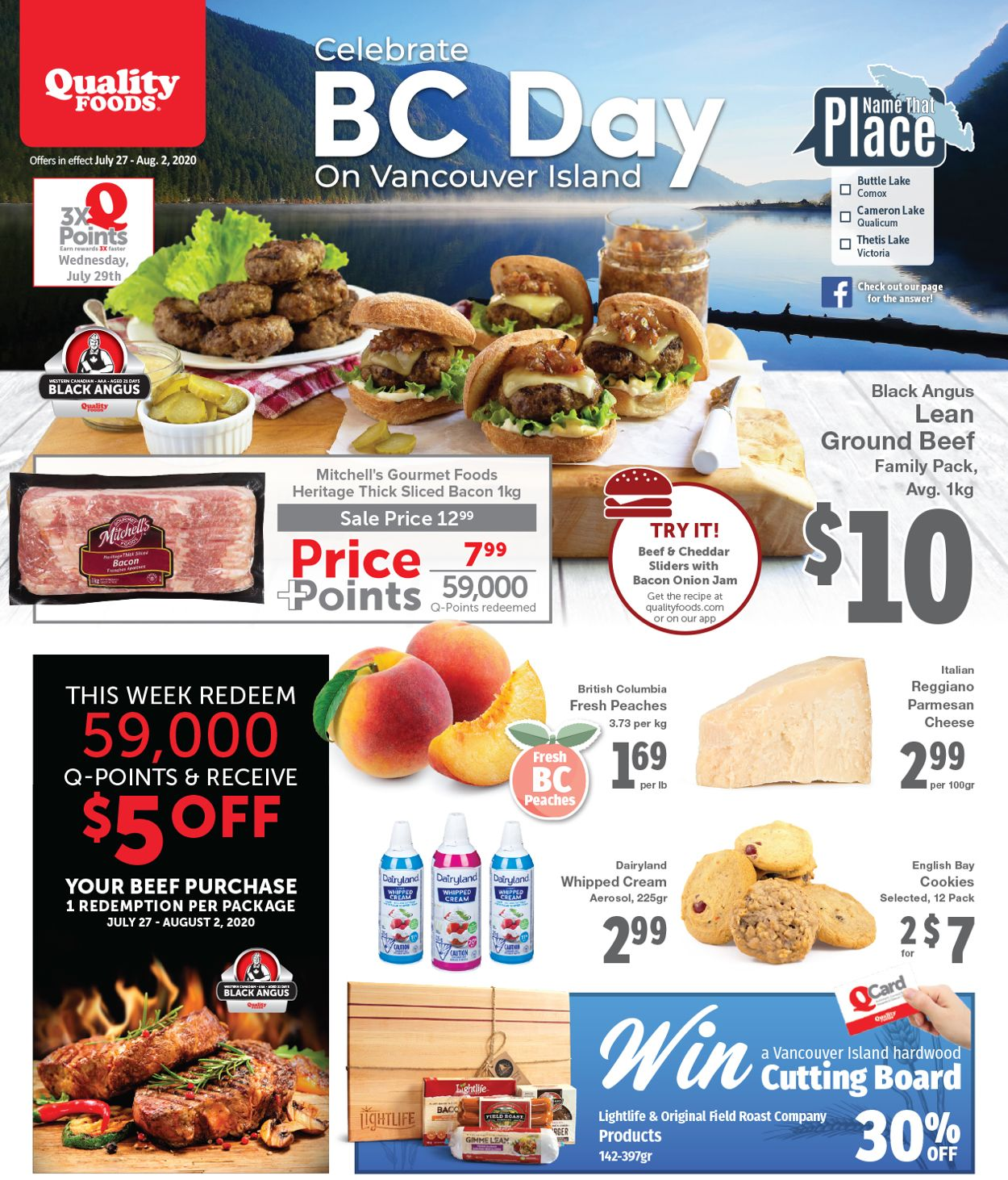 Quality Foods Flyer - 07/27-08/02/2020