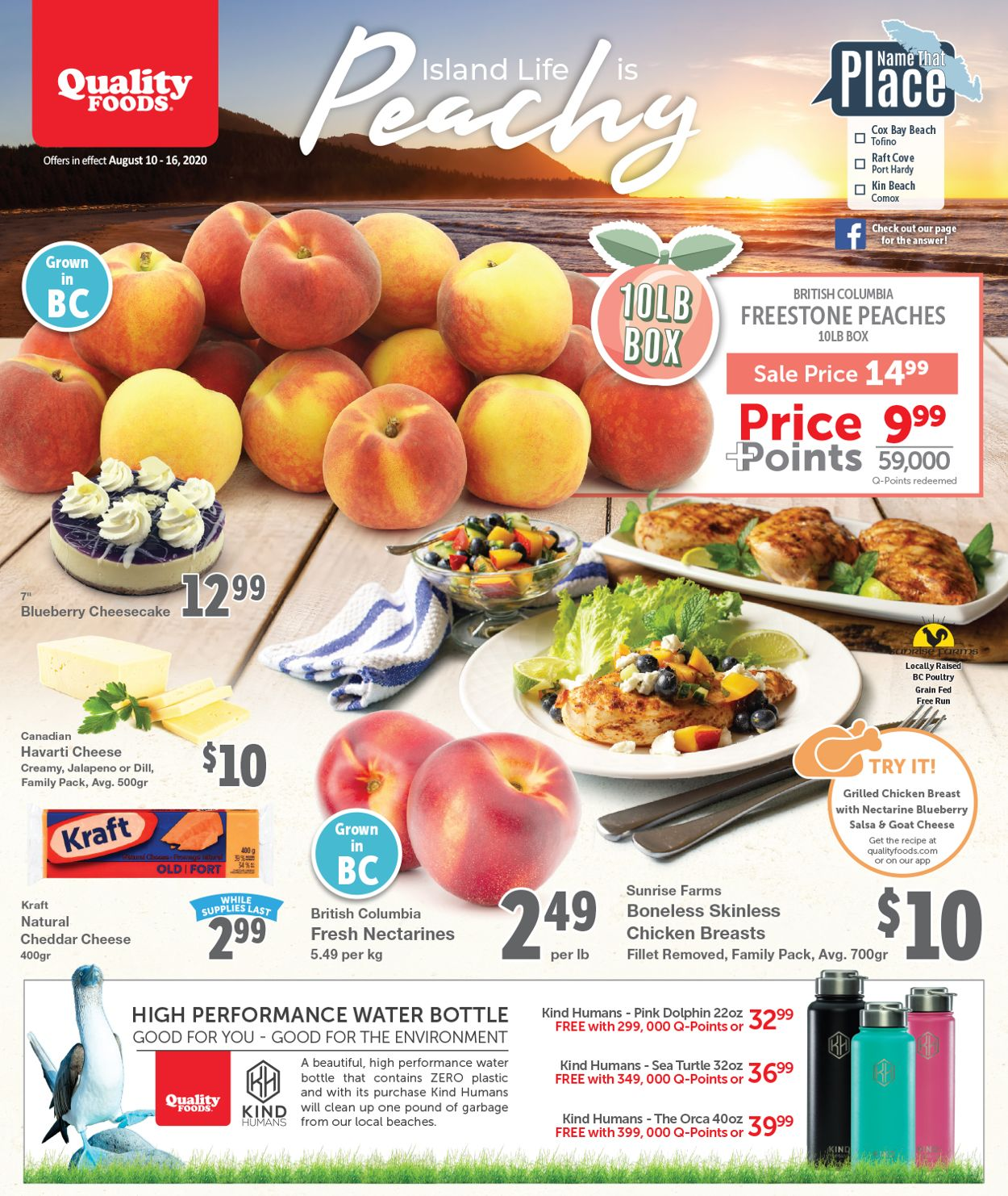 Quality Foods Flyer - 08/10-08/16/2020