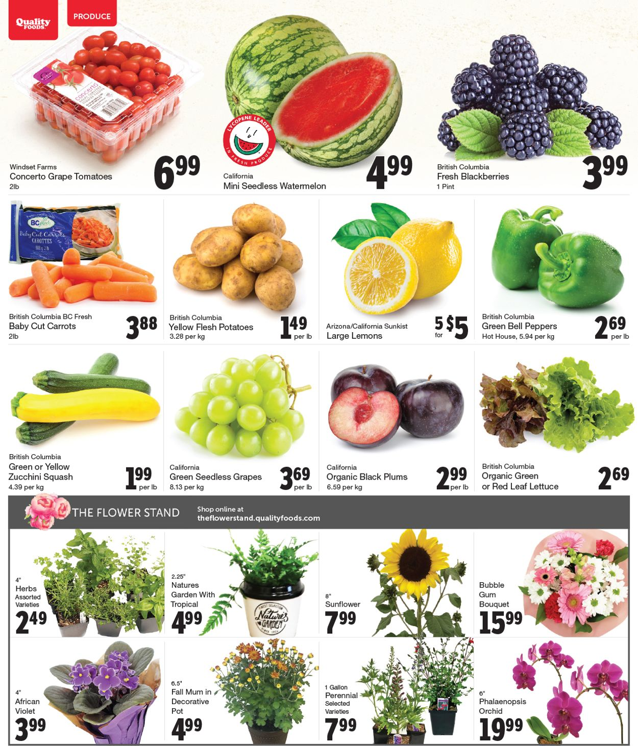 Quality Foods Flyer - 08/10-08/16/2020 (Page 2)