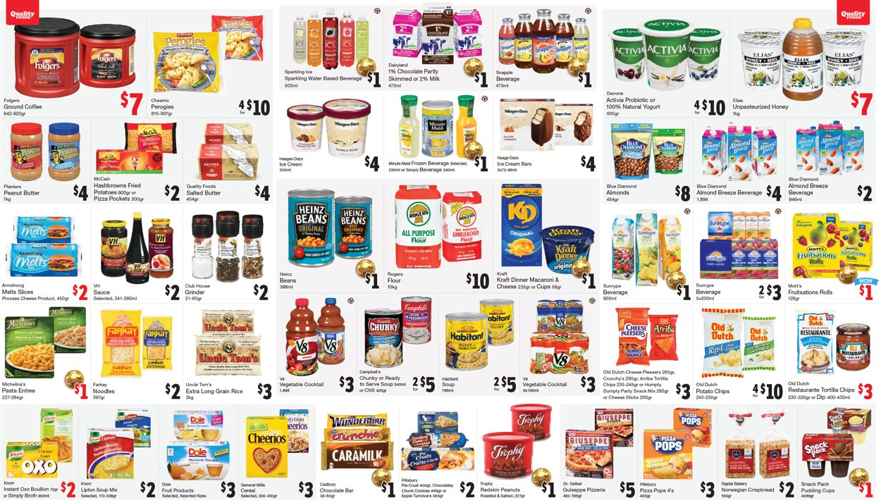 Quality Foods Flyer - 09/07-09/13/2020 (Page 4)