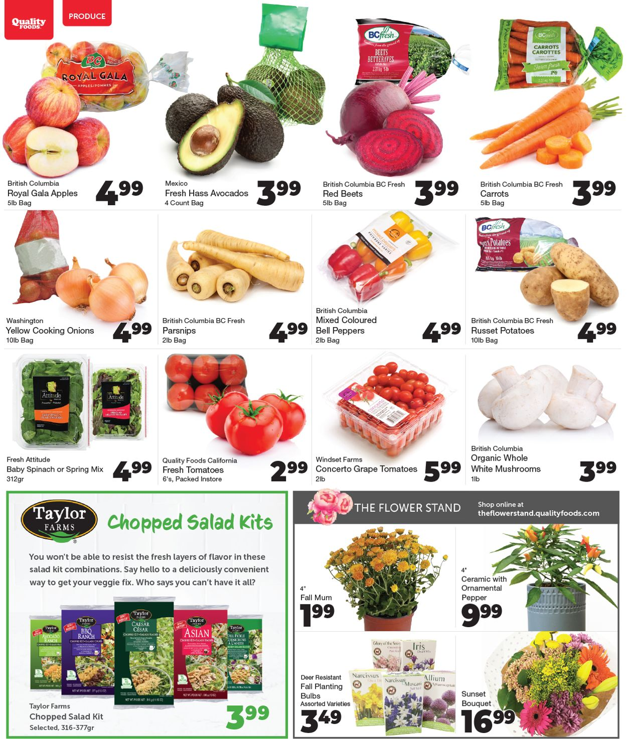 Quality Foods Flyer - 09/21-09/27/2020 (Page 2)