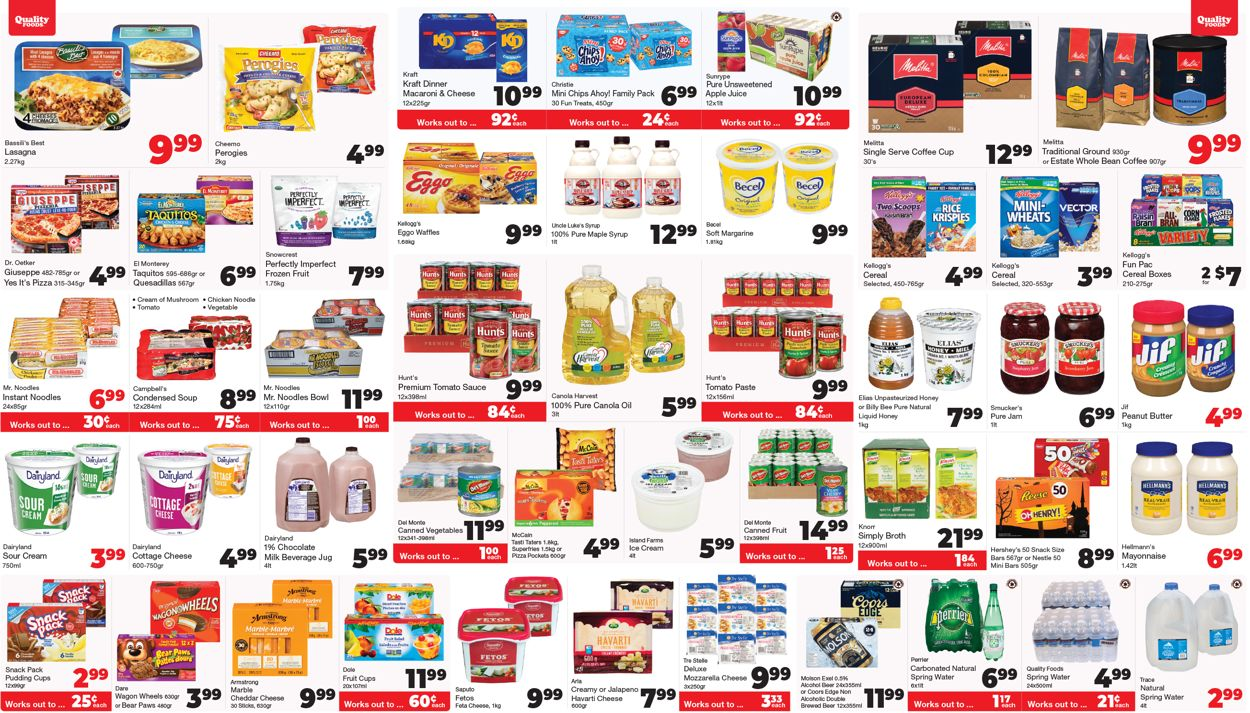 Quality Foods Flyer - 09/21-09/27/2020 (Page 4)