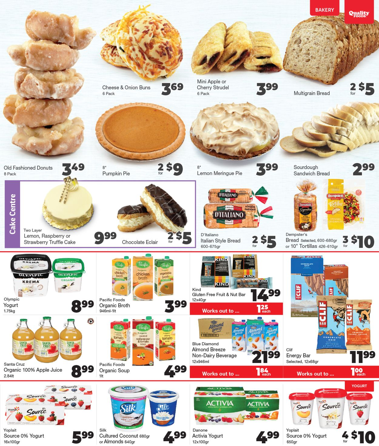 Quality Foods Flyer - 09/21-09/27/2020 (Page 6)