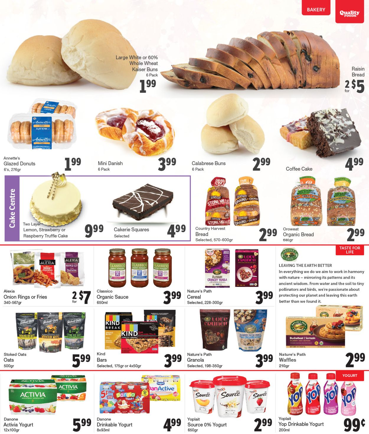 Quality Foods Flyer - 10/19-10/25/2020 (Page 6)