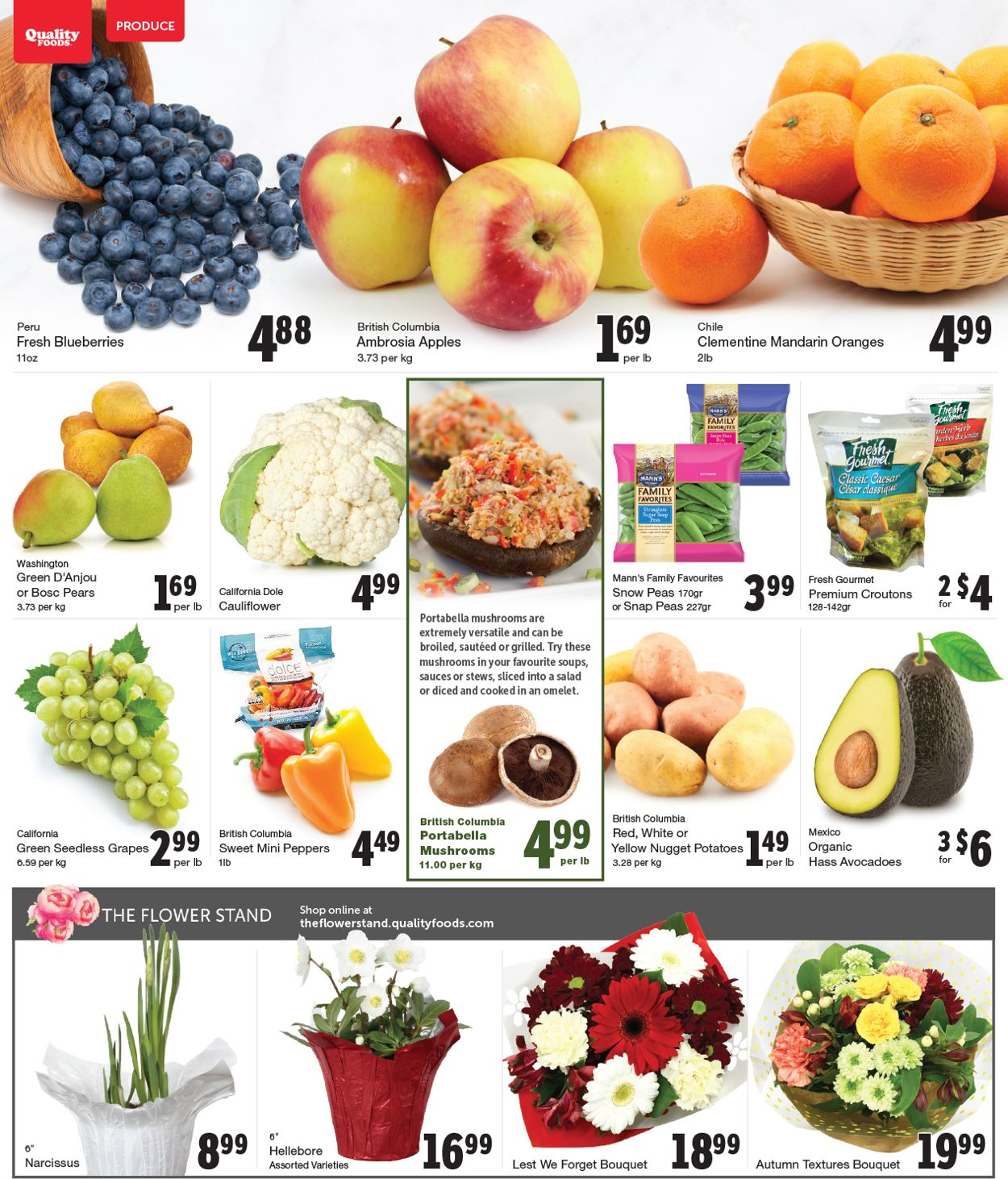 Quality Foods Flyer - 11/09-11/15/2020 (Page 2)