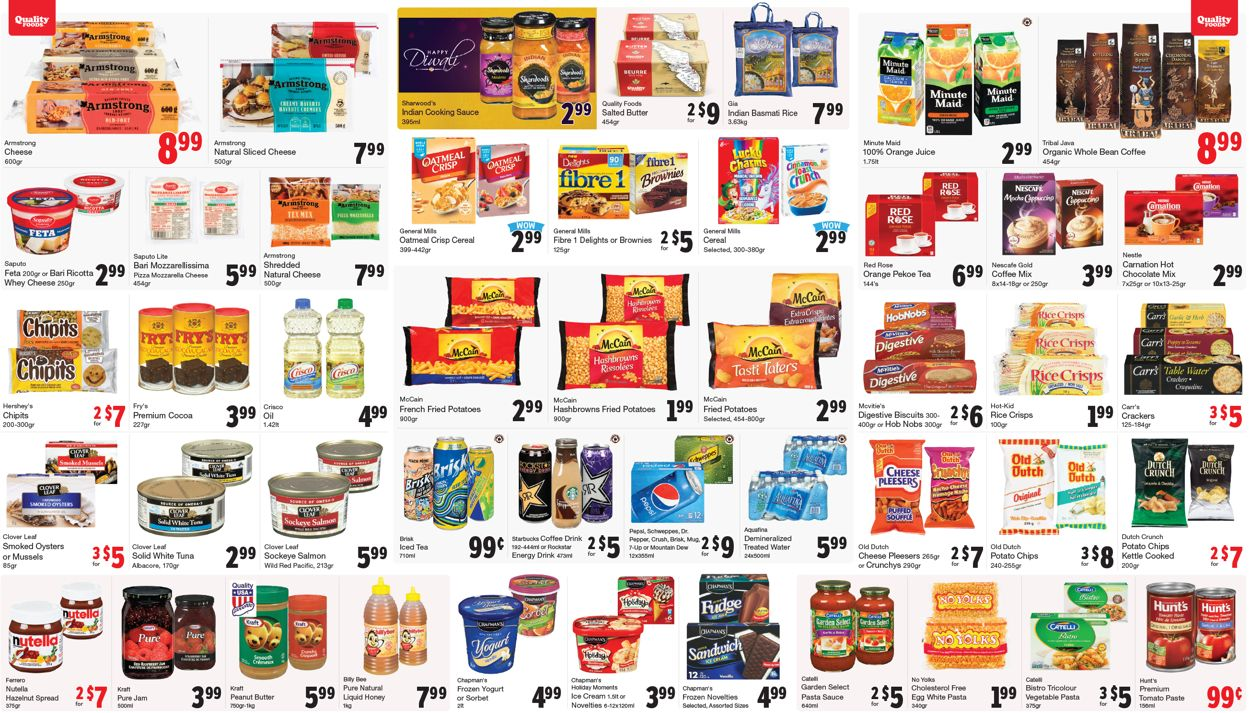 Quality Foods Flyer - 11/09-11/15/2020 (Page 4)