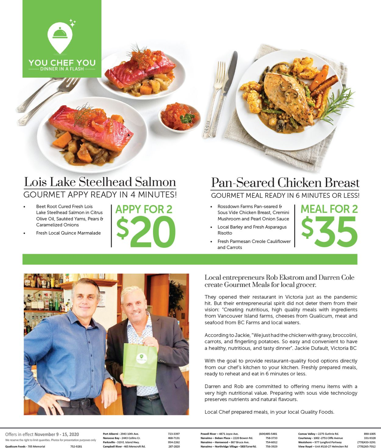 Quality Foods Flyer - 11/09-11/15/2020 (Page 7)