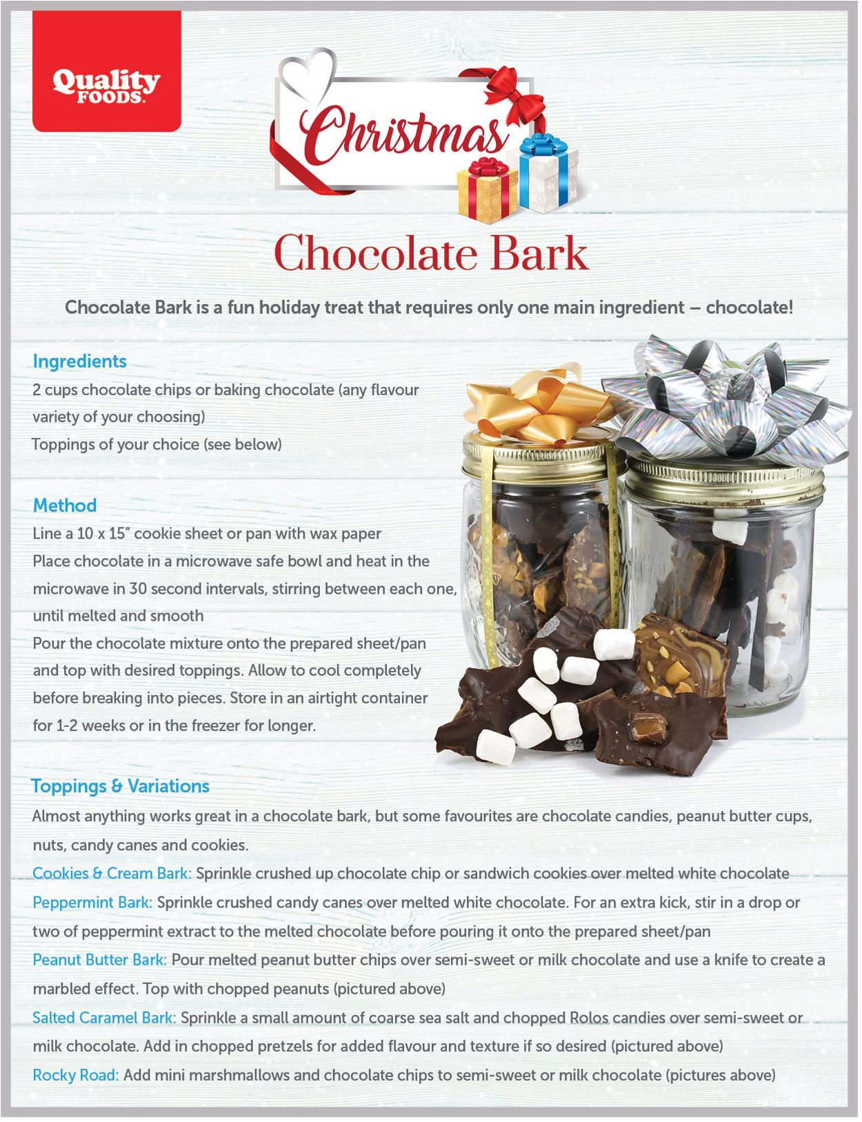 Quality Foods - Christmas 2020 Flyer - 12/07-12/24/2020 (Page 2)