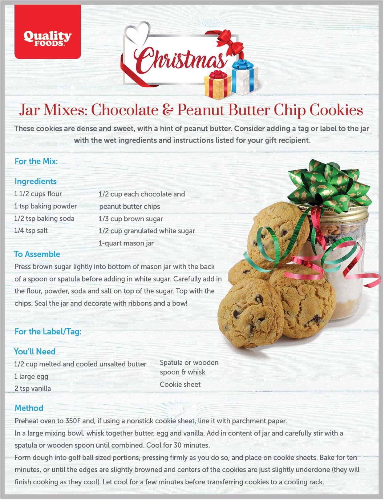 Quality Foods - Christmas 2020 Flyer - 12/07-12/24/2020 (Page 3)
