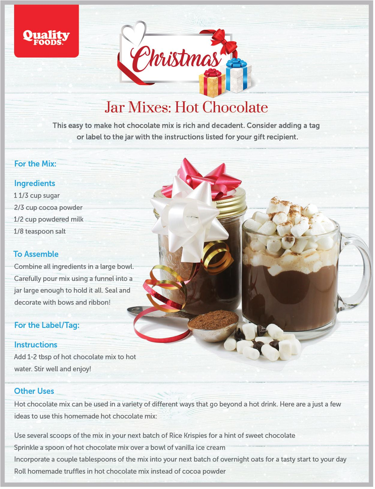 Quality Foods - Christmas 2020 Flyer - 12/07-12/24/2020 (Page 4)