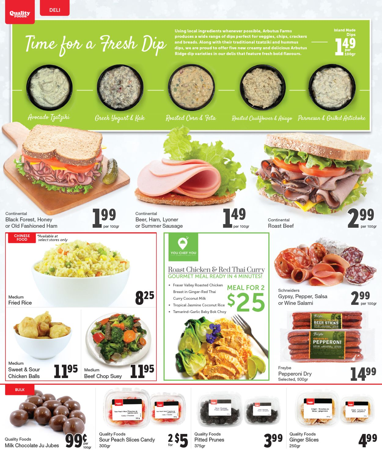 Quality Foods Flyer - 02/01-02/07/2021 (Page 5)