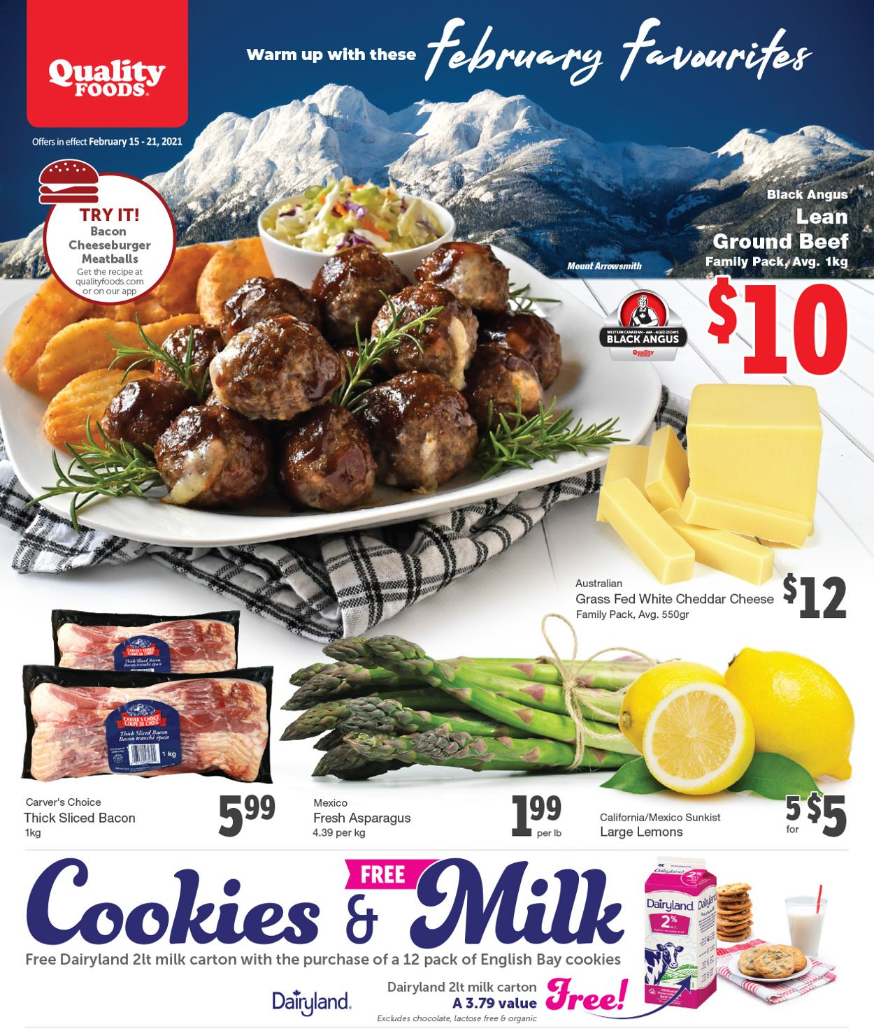 Quality Foods Flyer - 02/15-02/21/2021
