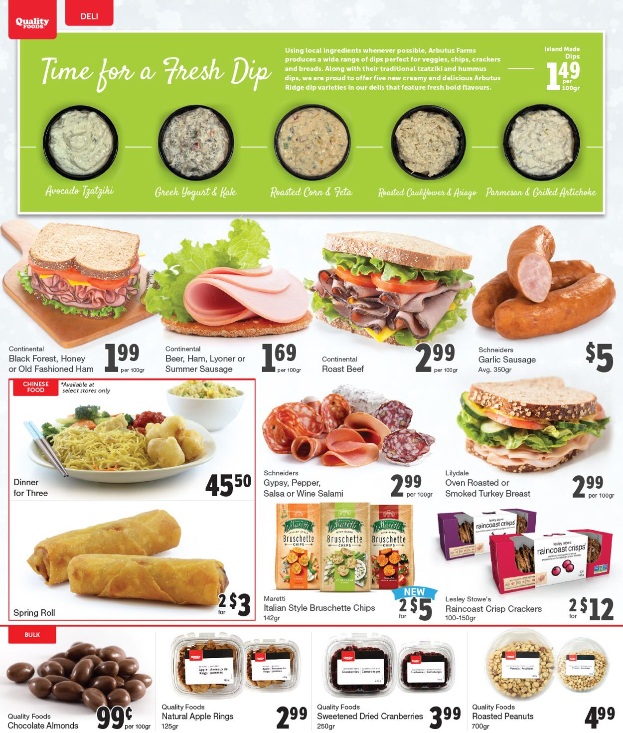 Quality Foods Flyer - 03/01-03/07/2021 (Page 5)