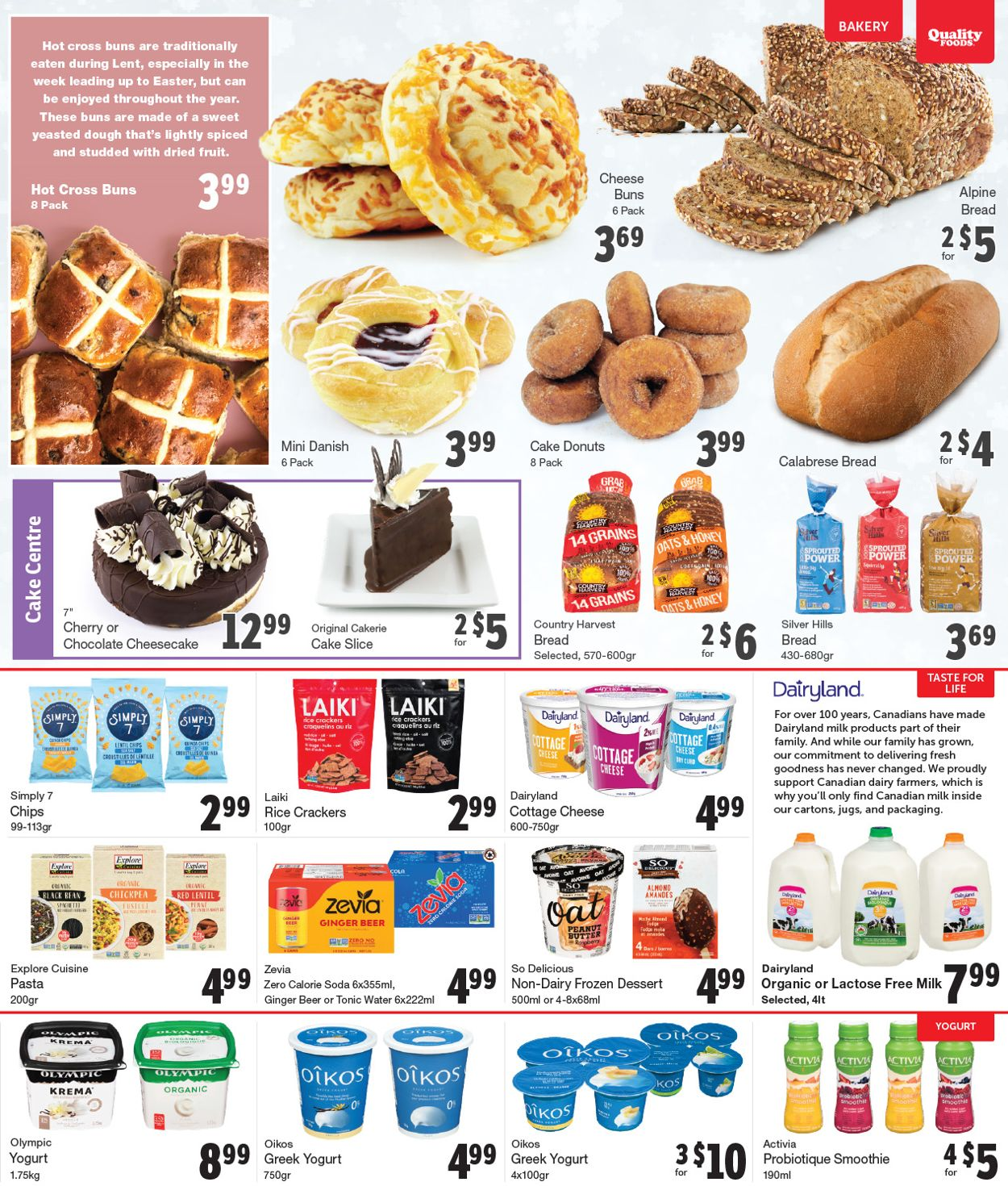 Quality Foods Flyer - 03/08-03/14/2021 (Page 6)