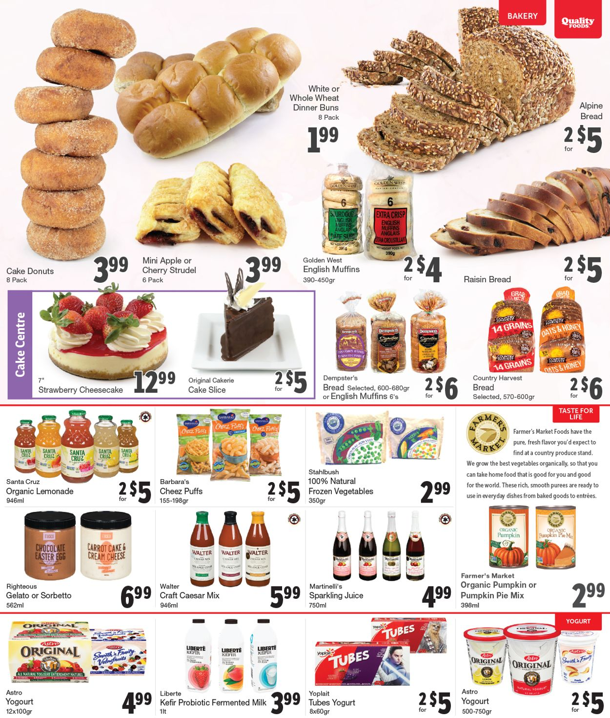 Quality Foods Flyer - 03/29-04/04/2021 (Page 6)