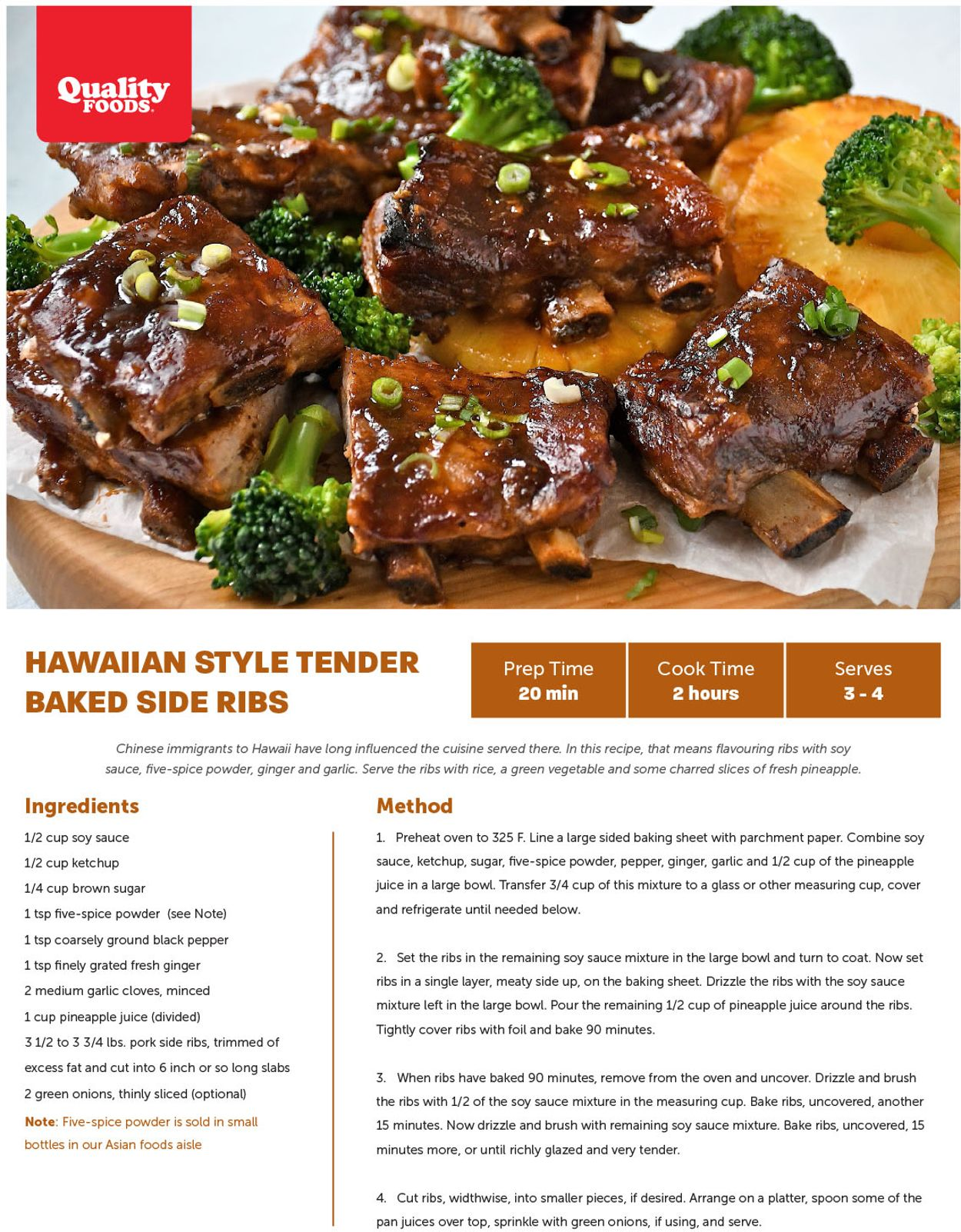 Quality Foods Flyer - 04/12-04/18/2021