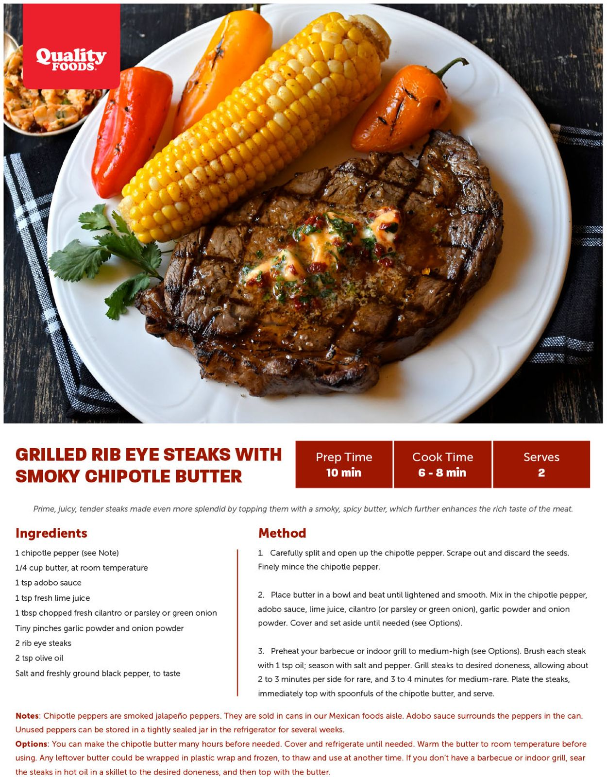 Quality Foods Flyer - 04/19-04/25/2021