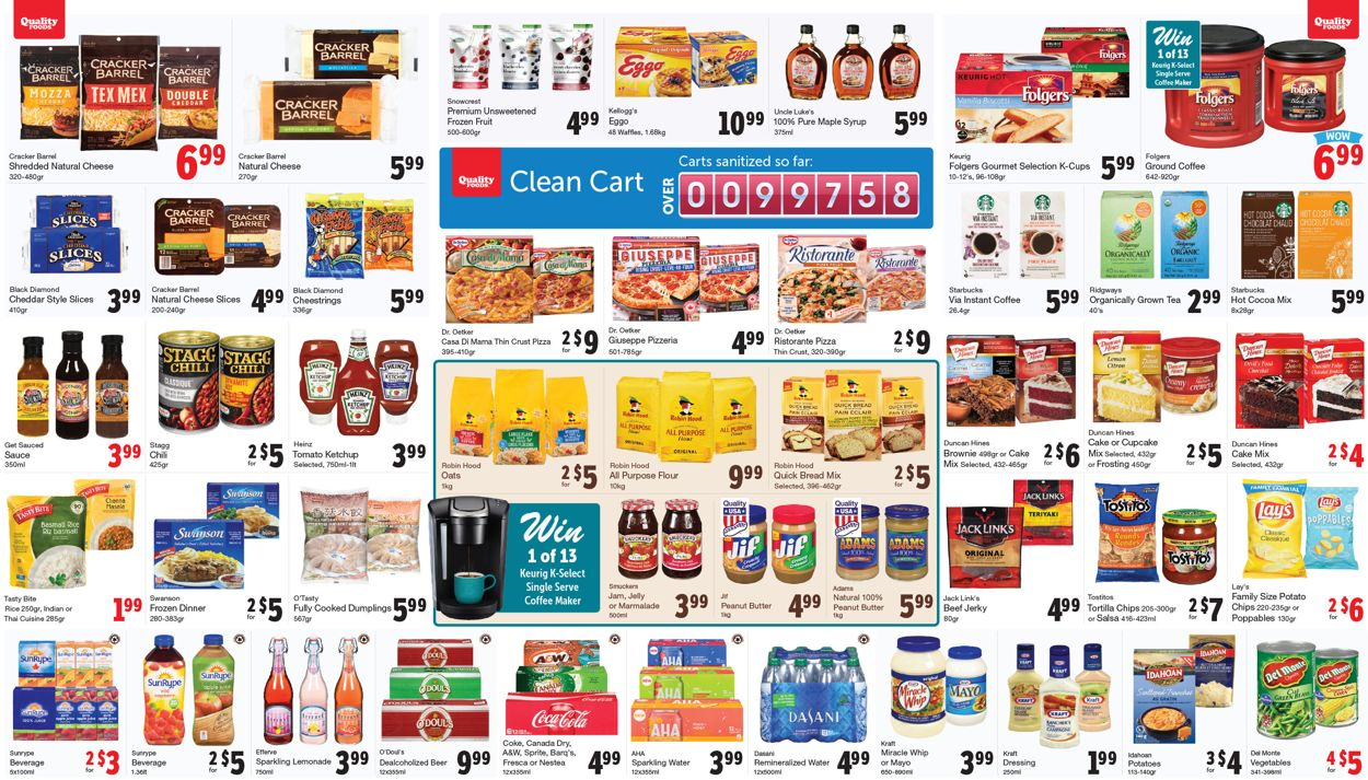 Quality Foods Flyer - 04/19-04/25/2021 (Page 4)