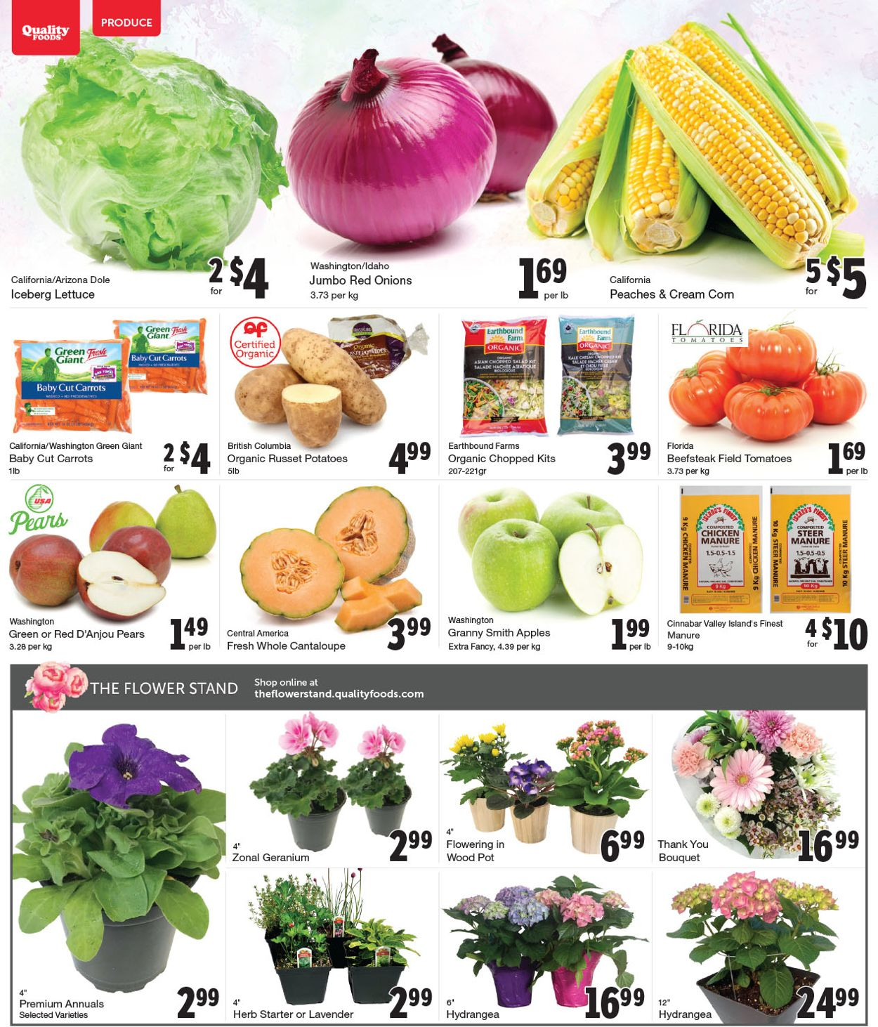 Quality Foods Flyer - 04/26-05/02/2021 (Page 2)