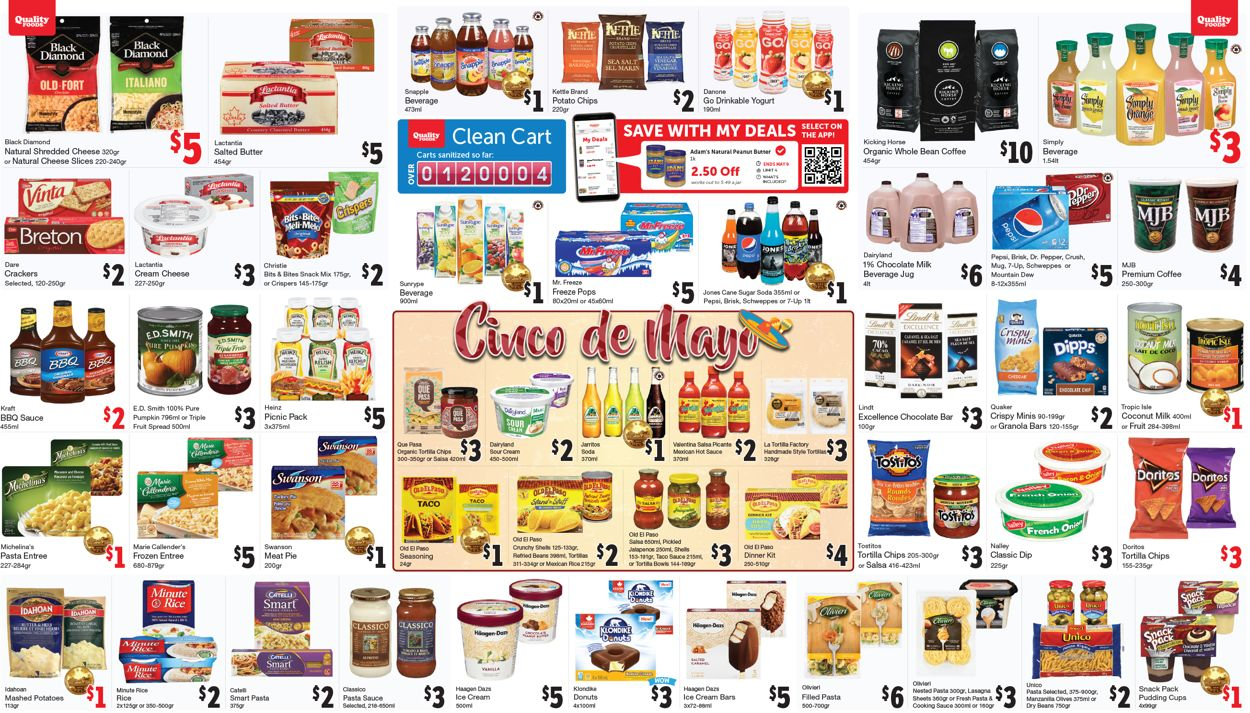 Quality Foods Flyer - 05/03-05/09/2021 (Page 4)