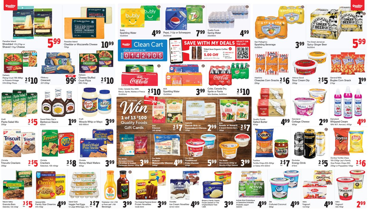 Quality Foods Flyer - 05/17-05/23/2021 (Page 4)