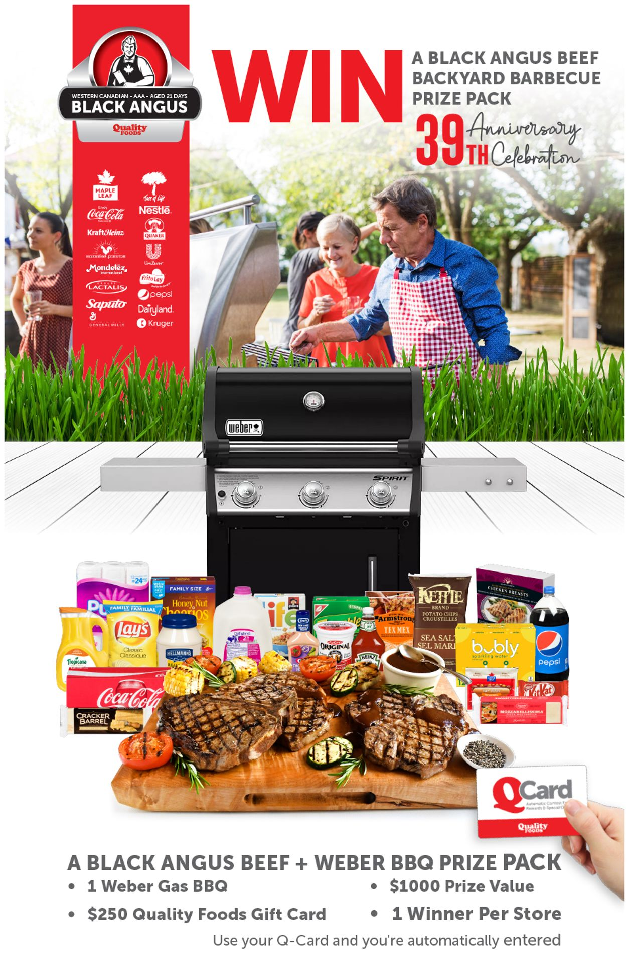 Quality Foods Flyer - 05/24-06/13/2021